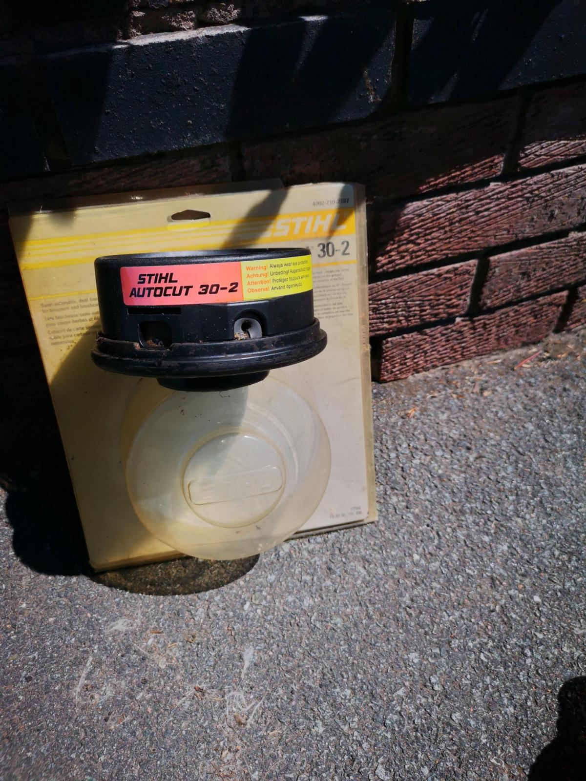 Strimmer bump feed head for sthil strimmer