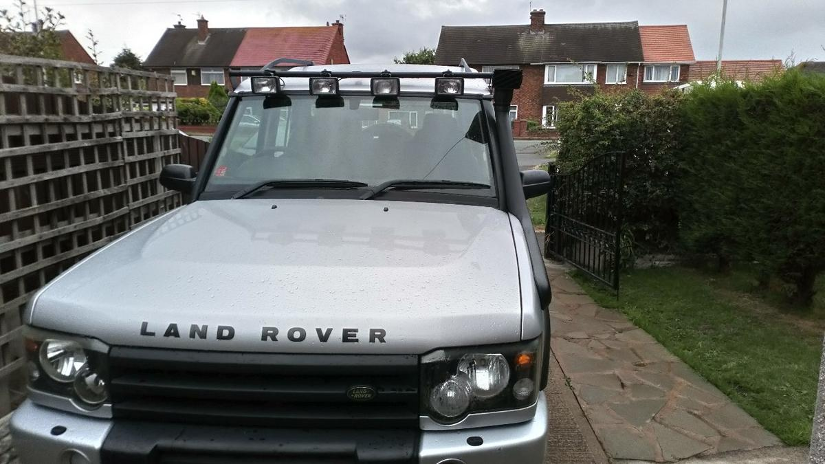Land Rover Discovery 2 Td5 Rave Manual