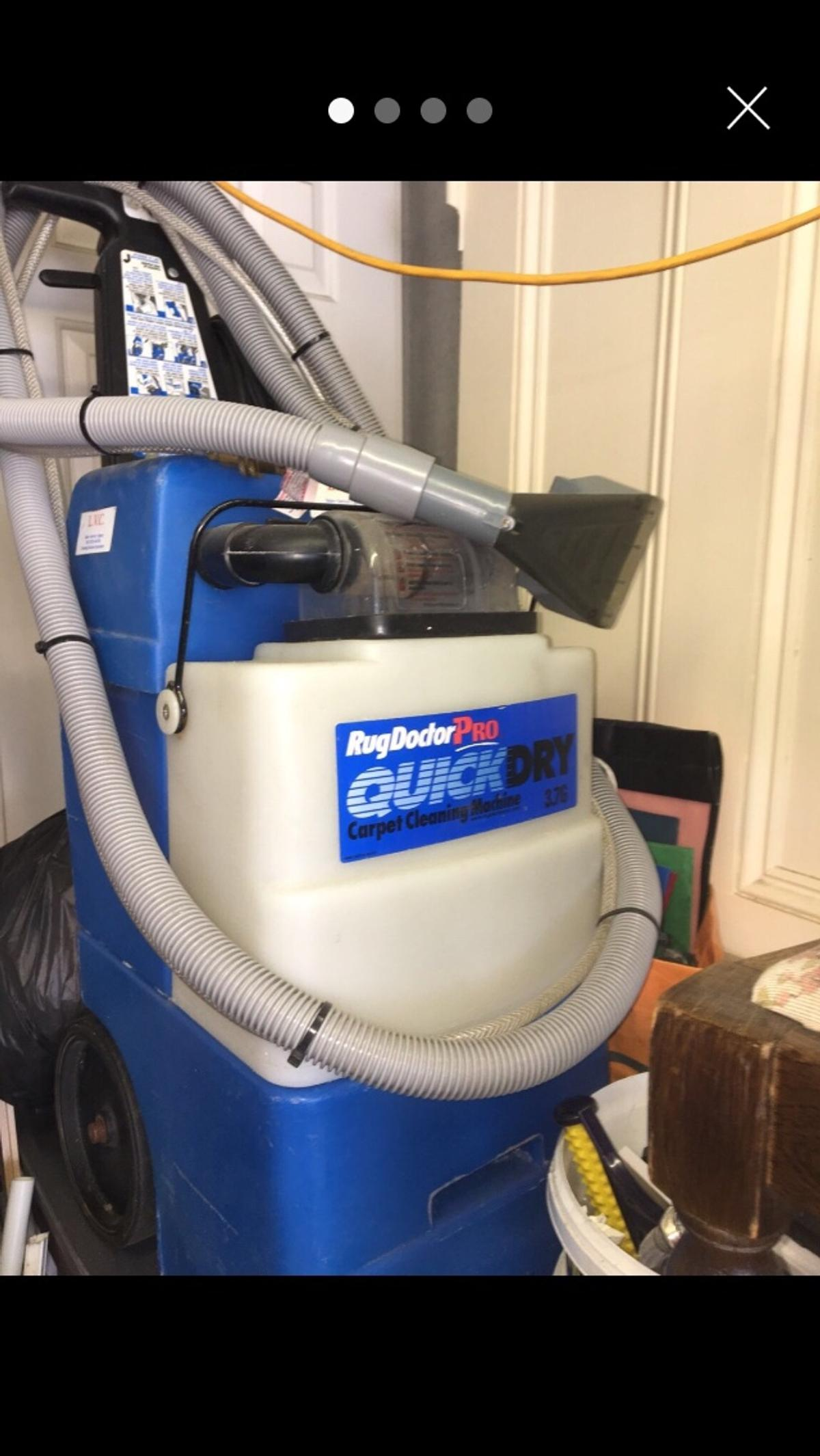 Rug doctor pro quick Dry in IG3