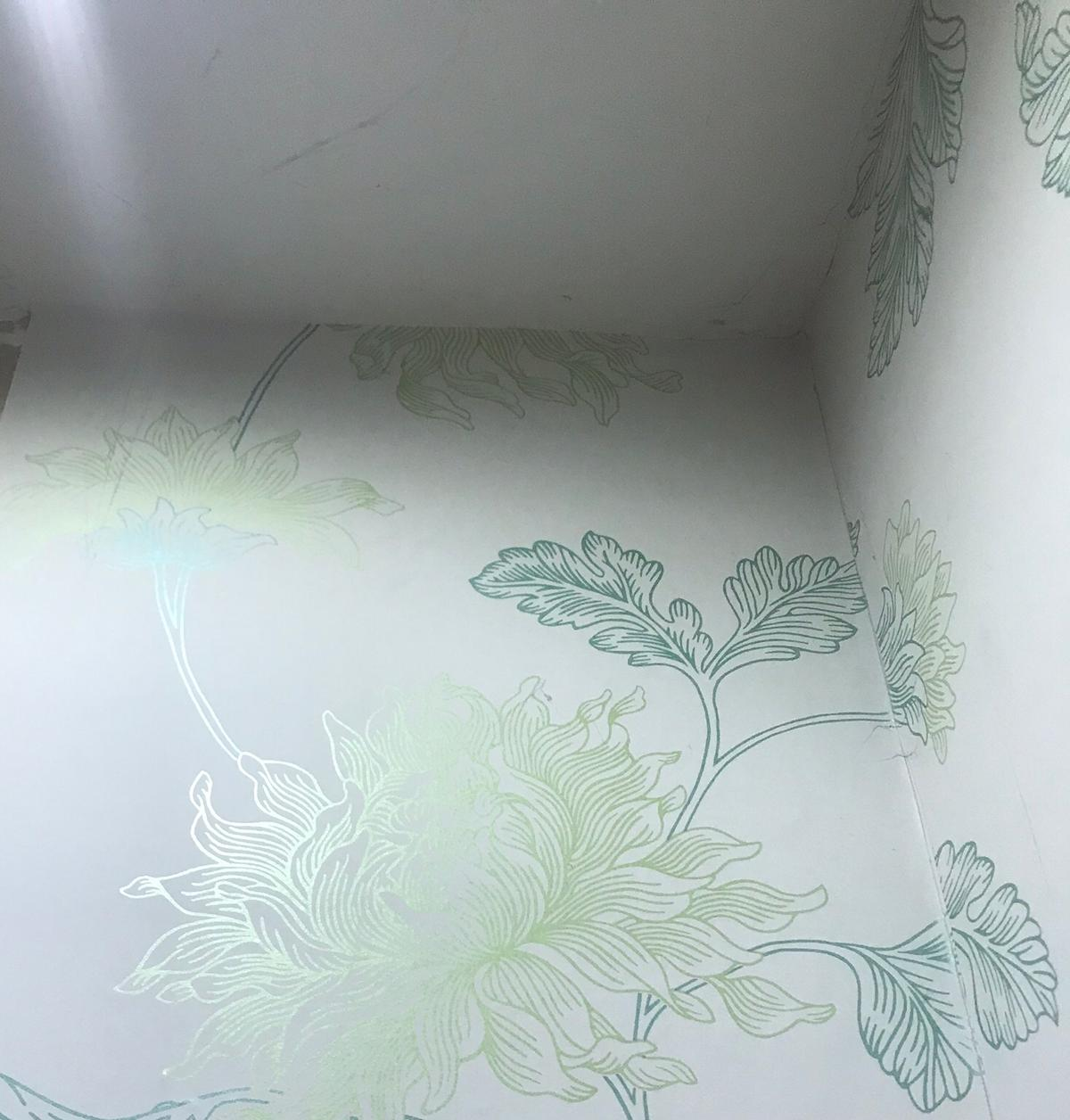Laura Ashley Stratton Wallpaper X 2 Rolls In Wf9 Wakefield For