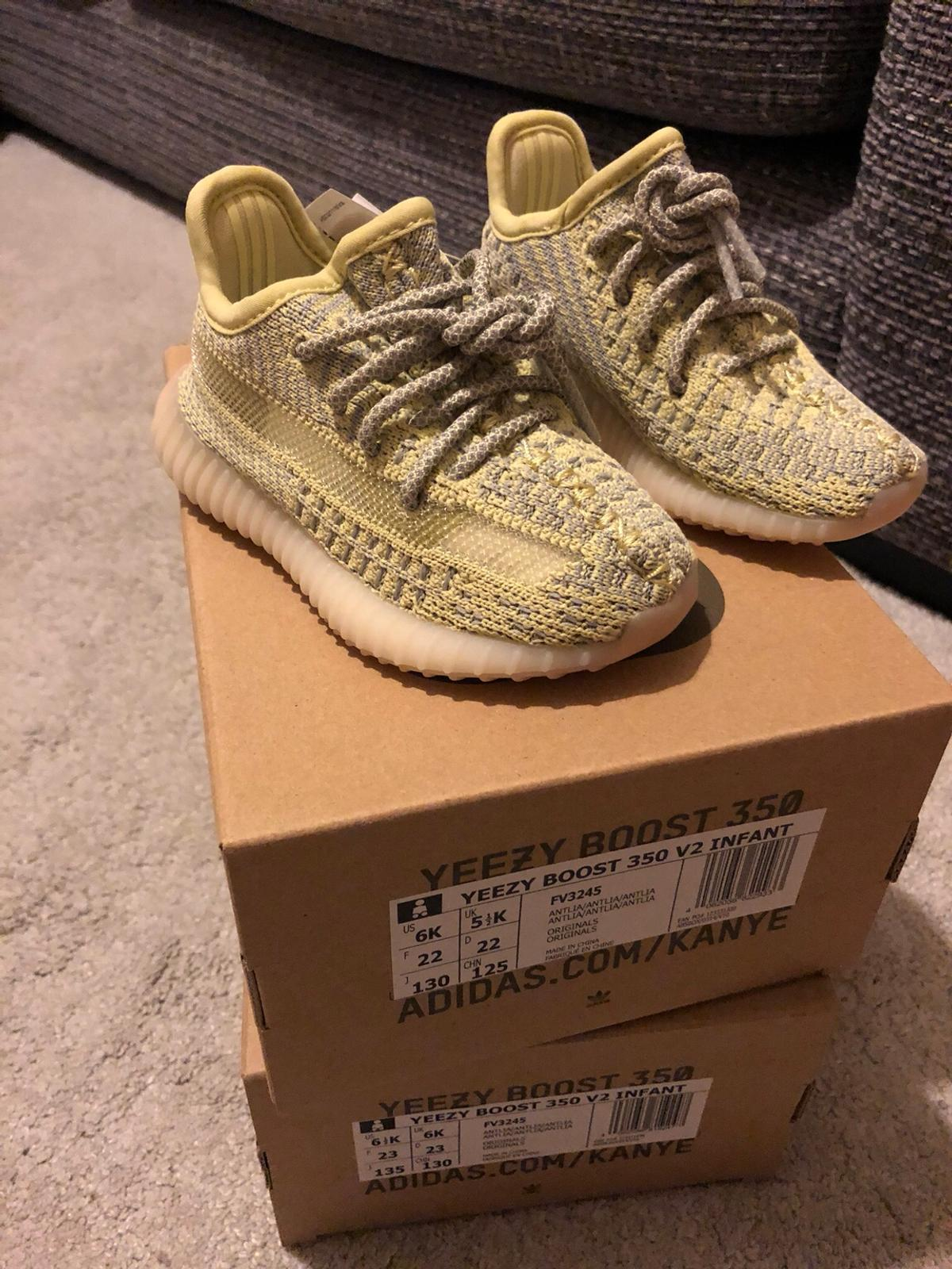 separation shoes f05c3 b82c7 Adidas yeezy 350 boost Antila toddlers