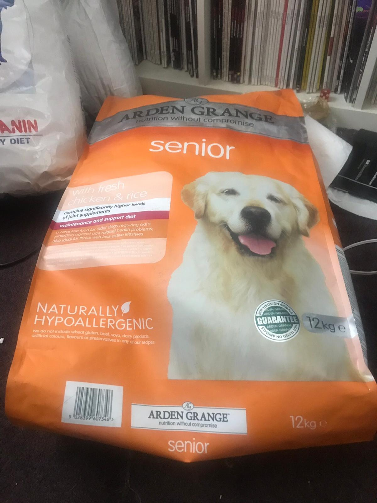 Arden Grange Senior Dog Food 12kg In B29 Birmingham For