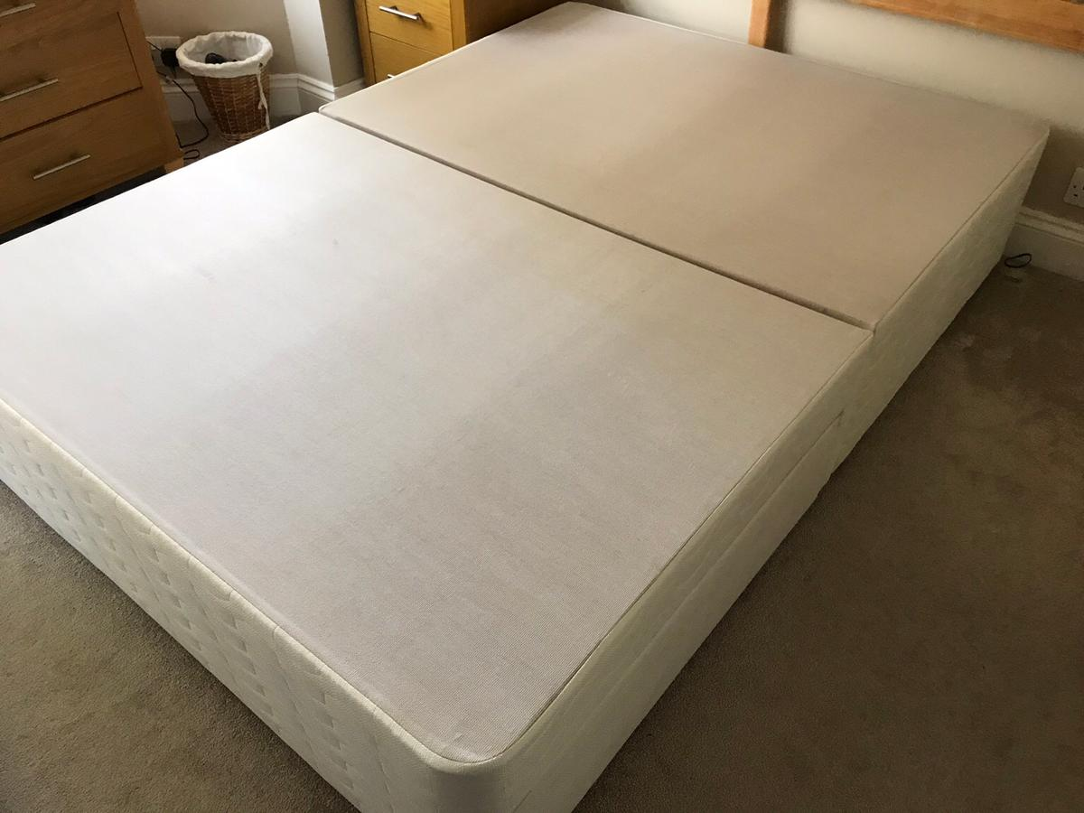 Divan Bed Base Double With Two Side