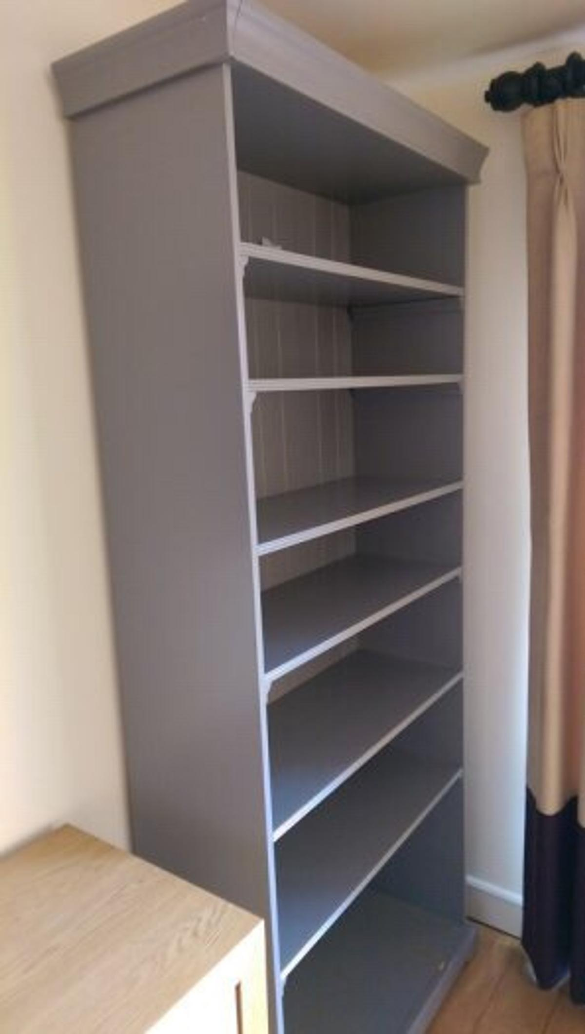 Ikea Liatorp Bookcase In Grey