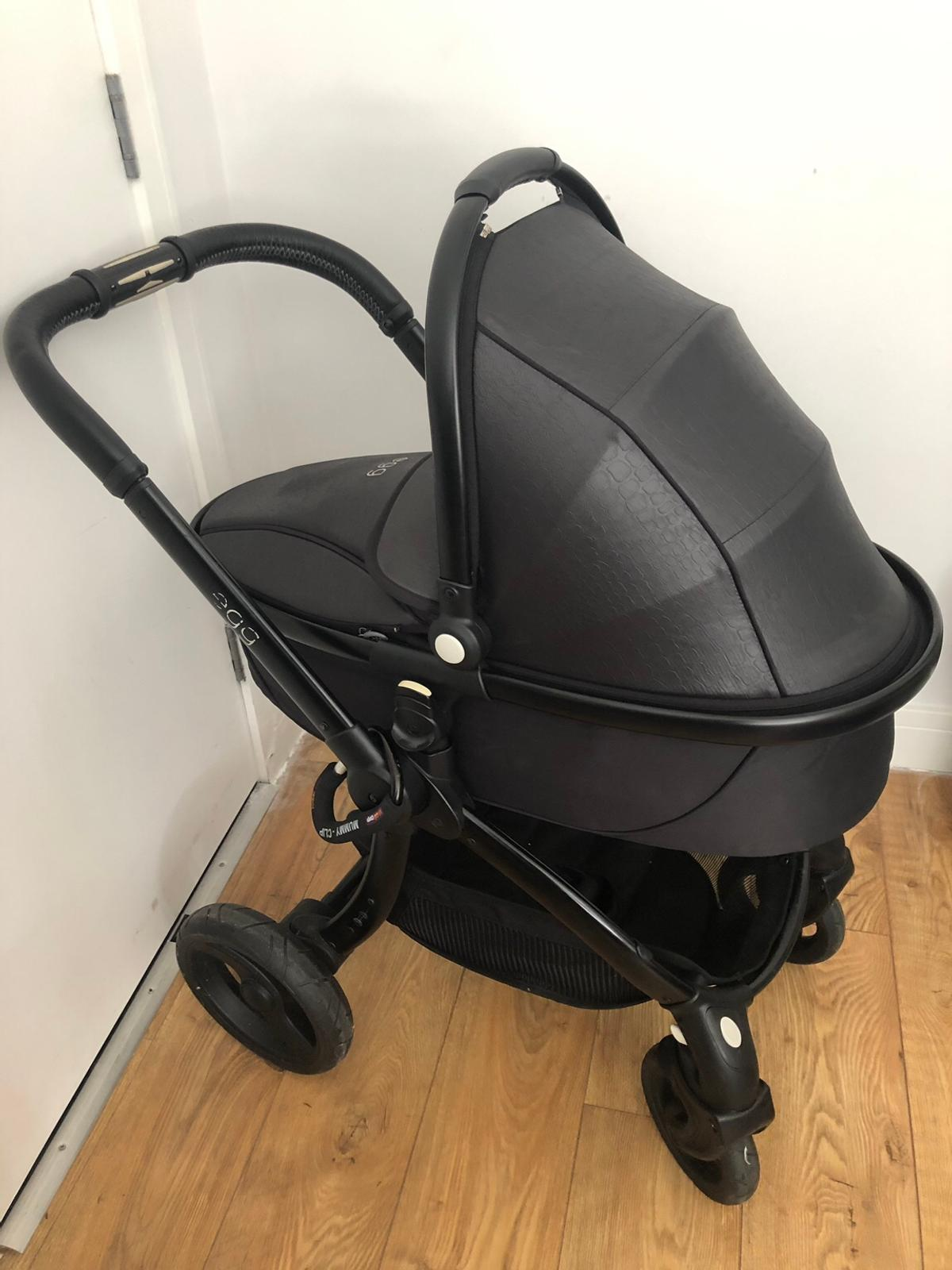 Limited Edition Egg Stroller Jurassic Black In Nw10 London For 600 00 For Sale Shpock