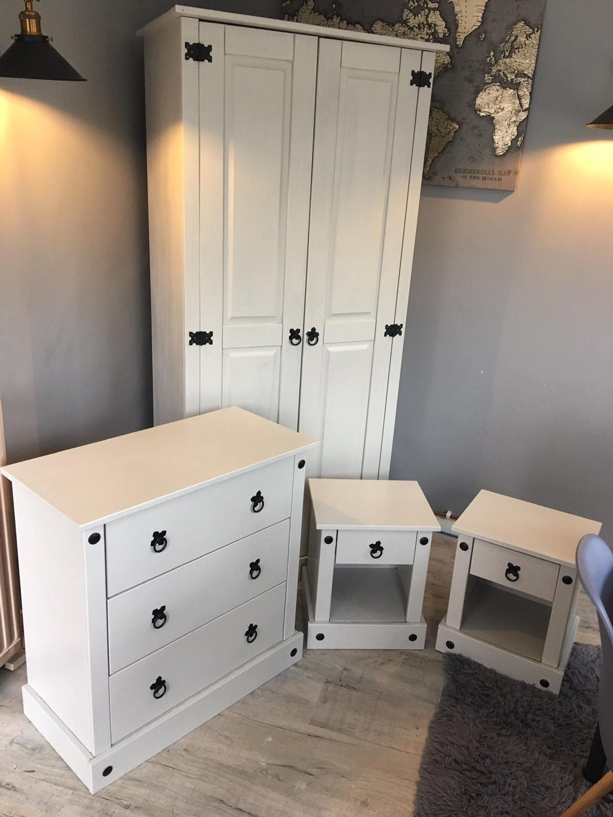 Corona Mexican Pine Bedroom Furniture Set In Dy10 Wyre Forest For 125 00 For Sale Shpock