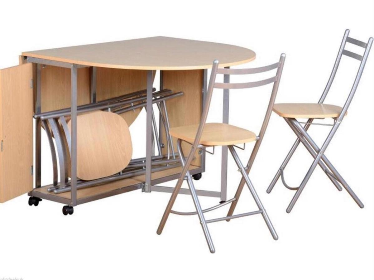 Argos Home Compact Butterfly Dining Set In Sk13 Peak For 70 00 For Sale Shpock