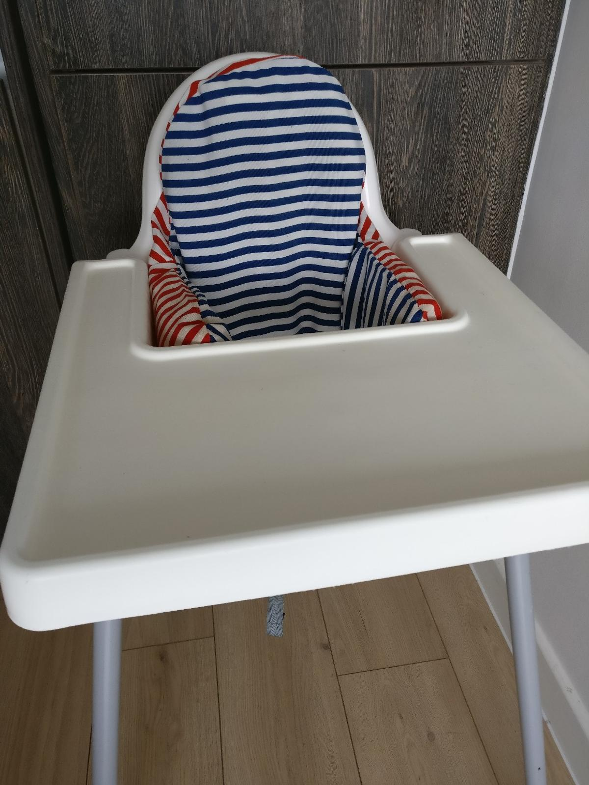 Peachy Ikea Baby High Chair With Cushion And Cover In Cm1 Caraccident5 Cool Chair Designs And Ideas Caraccident5Info