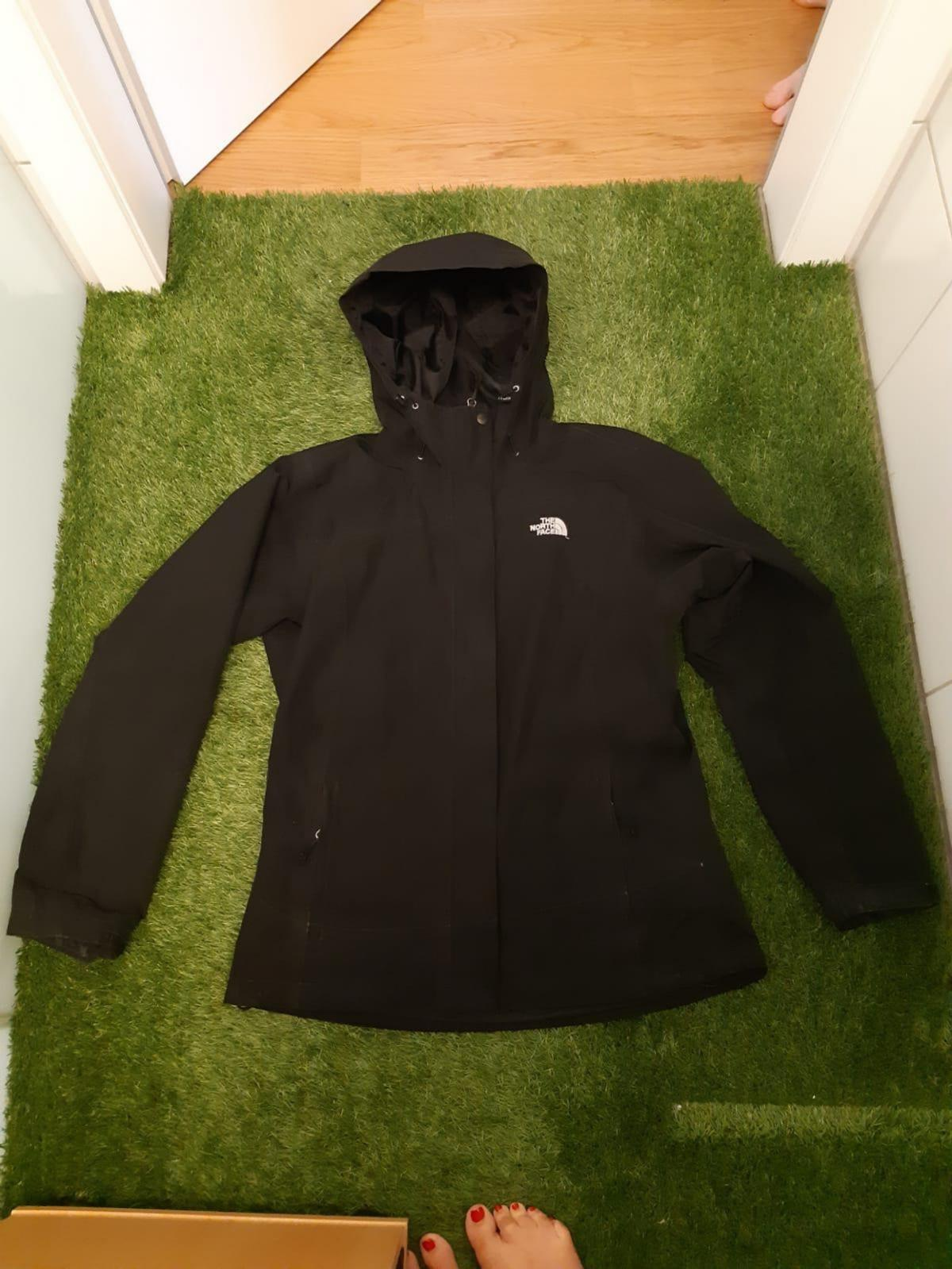 differently e17d2 67033 the North Face Jacke Gr. L Damen