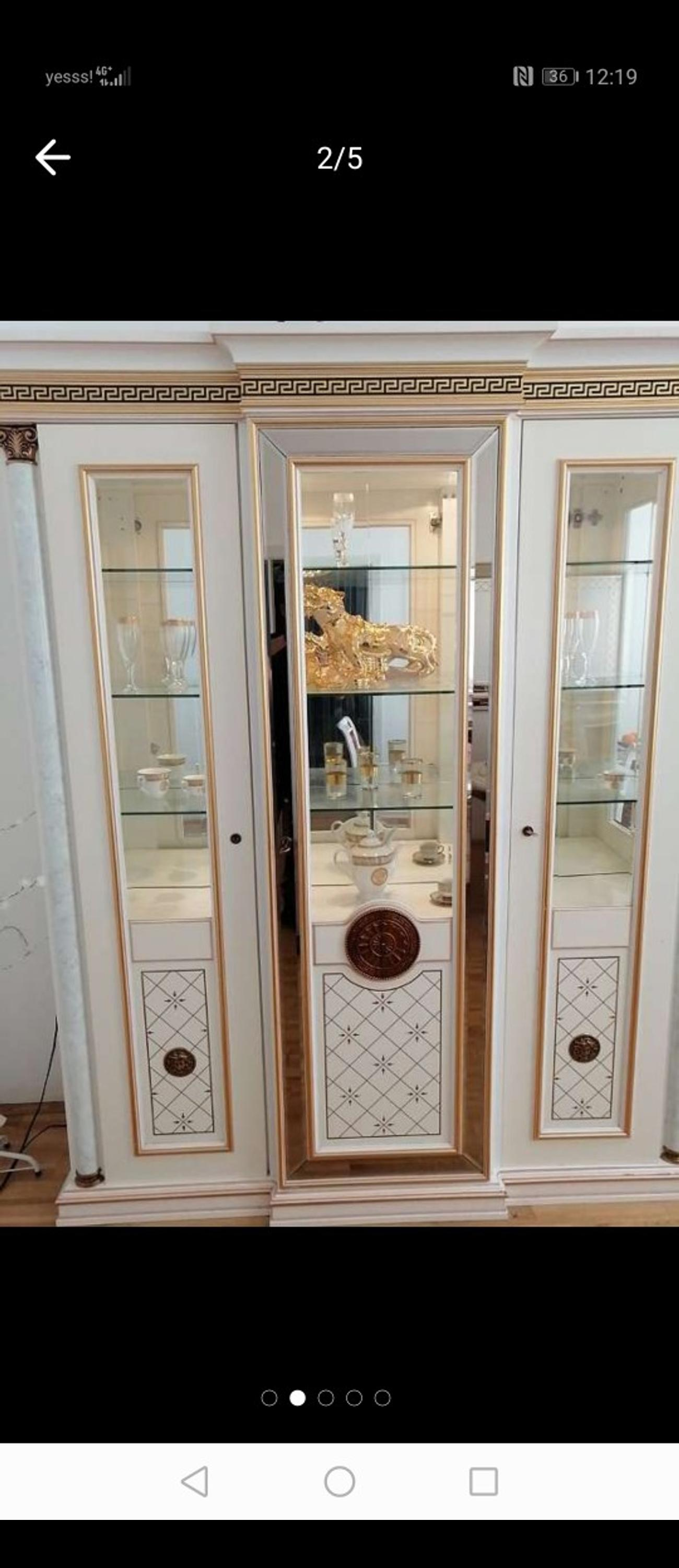 Versace Wohnzimmer in 220 Wien for €20,20.20 for sale  Shpock