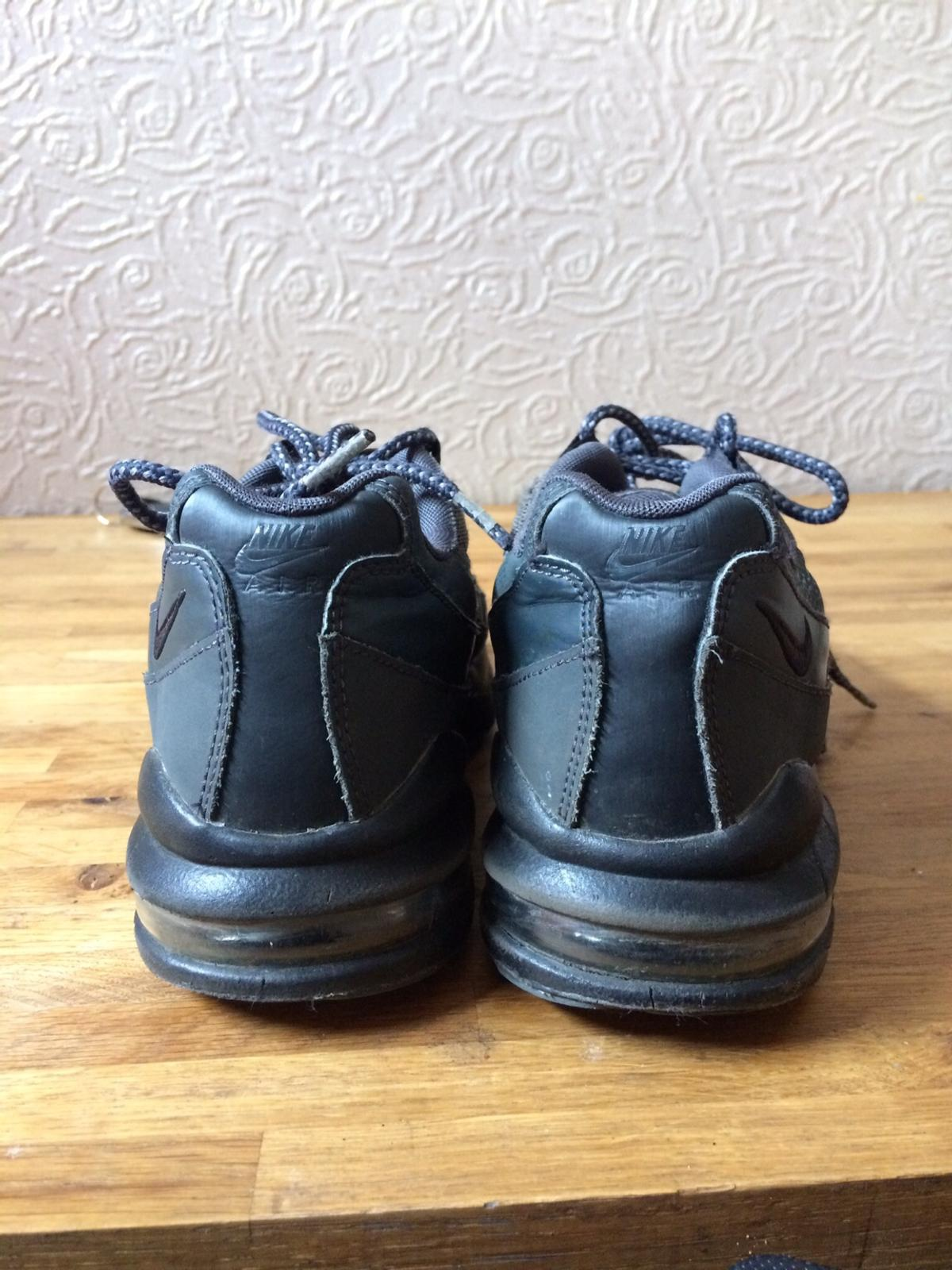 BlackGrey Nike Air Max 95 Size 5.5 in M28 Salford for