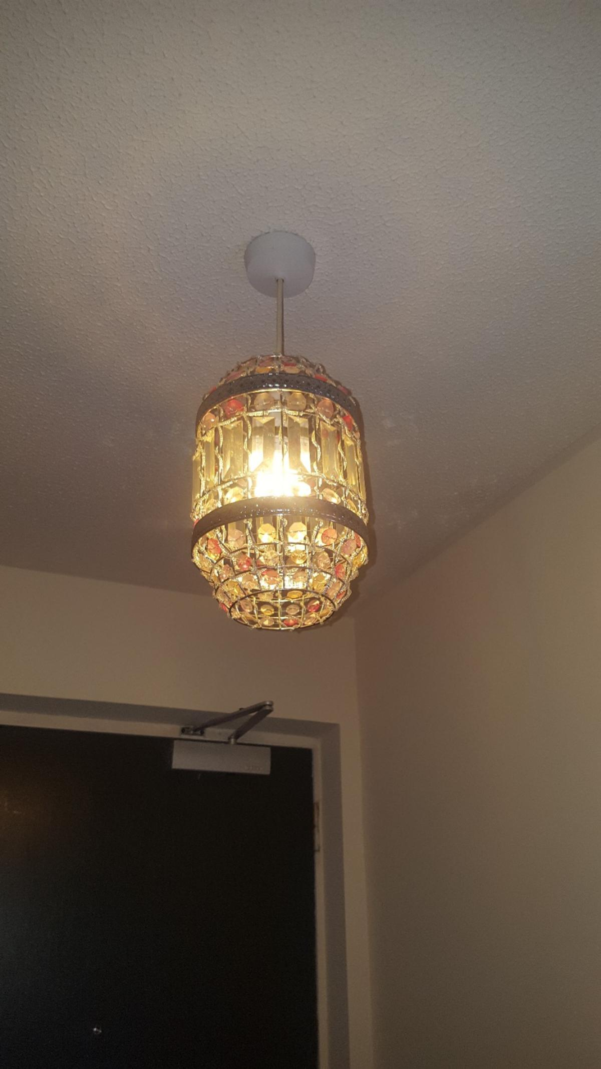 Moroccan Style Ceiling Light Shade
