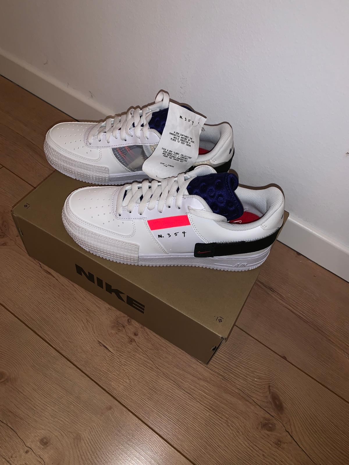 Nike AirForce 1 Low Type N.354