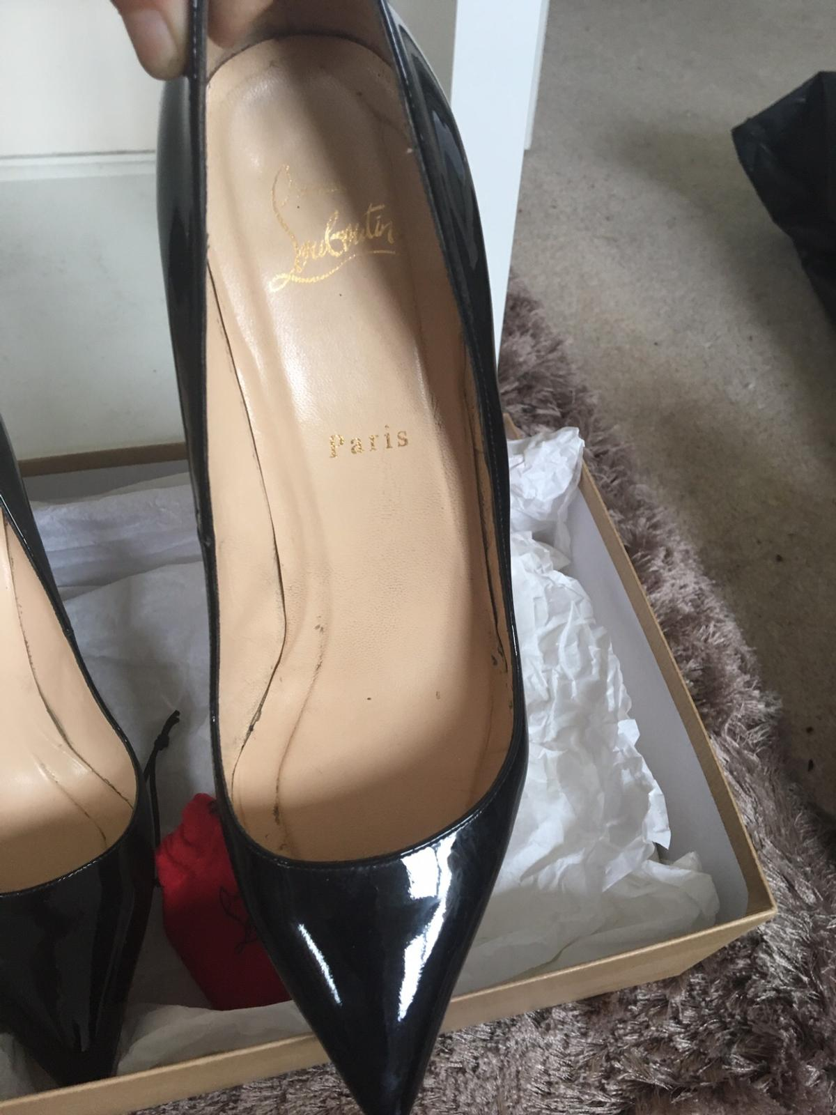 best website 2b2fa 0631f Genuine Christian Louboutin Shoes in PR7 Chorley for £195.00 ...