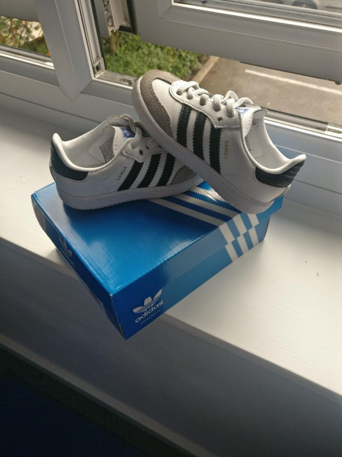 cheapest official images great fit Adidas samba in L8 Liverpool für £ 10,00 zum Verkauf | Shpock AT