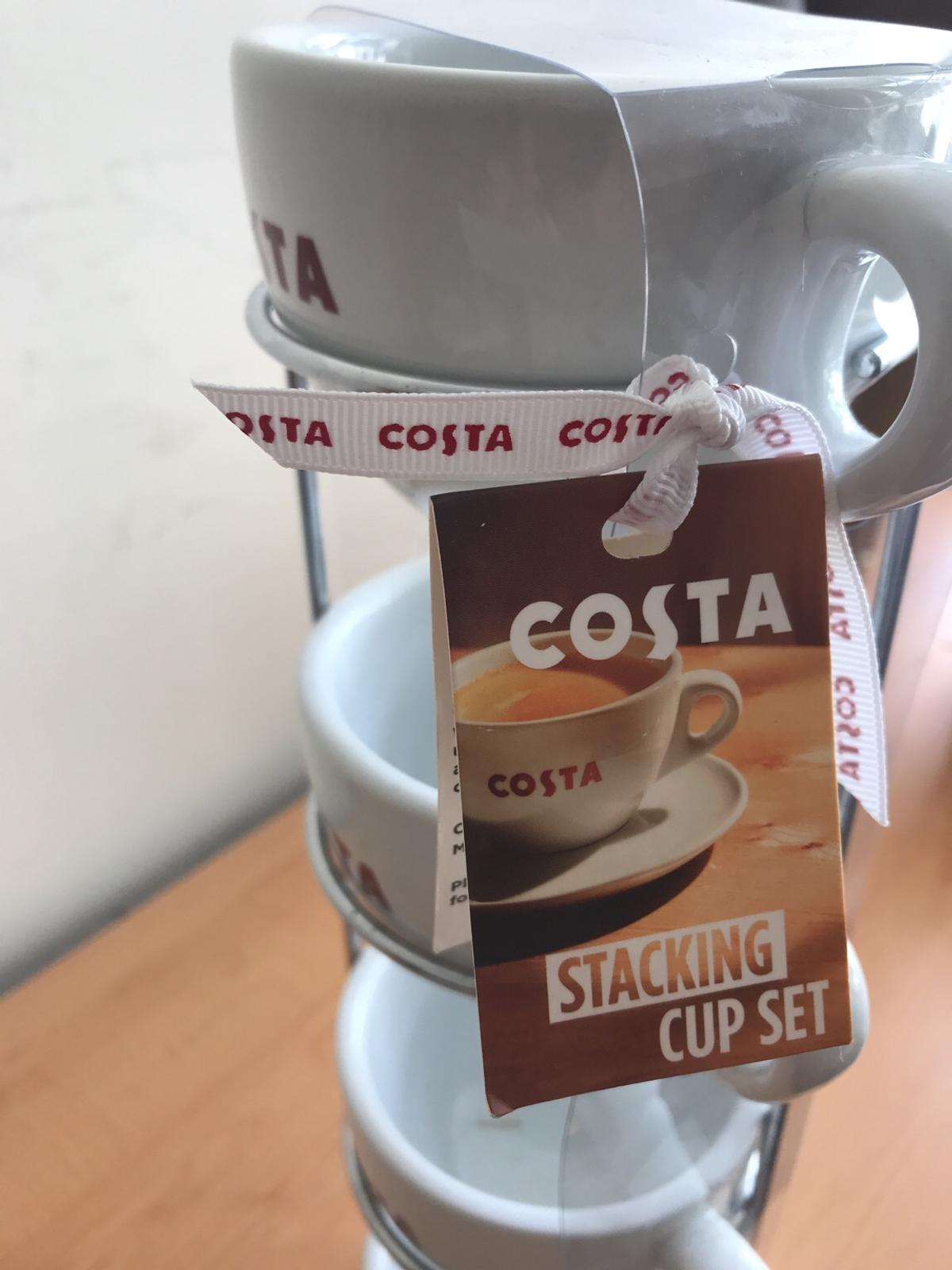 Costa Stacking Cup Gift Set | Debenhams