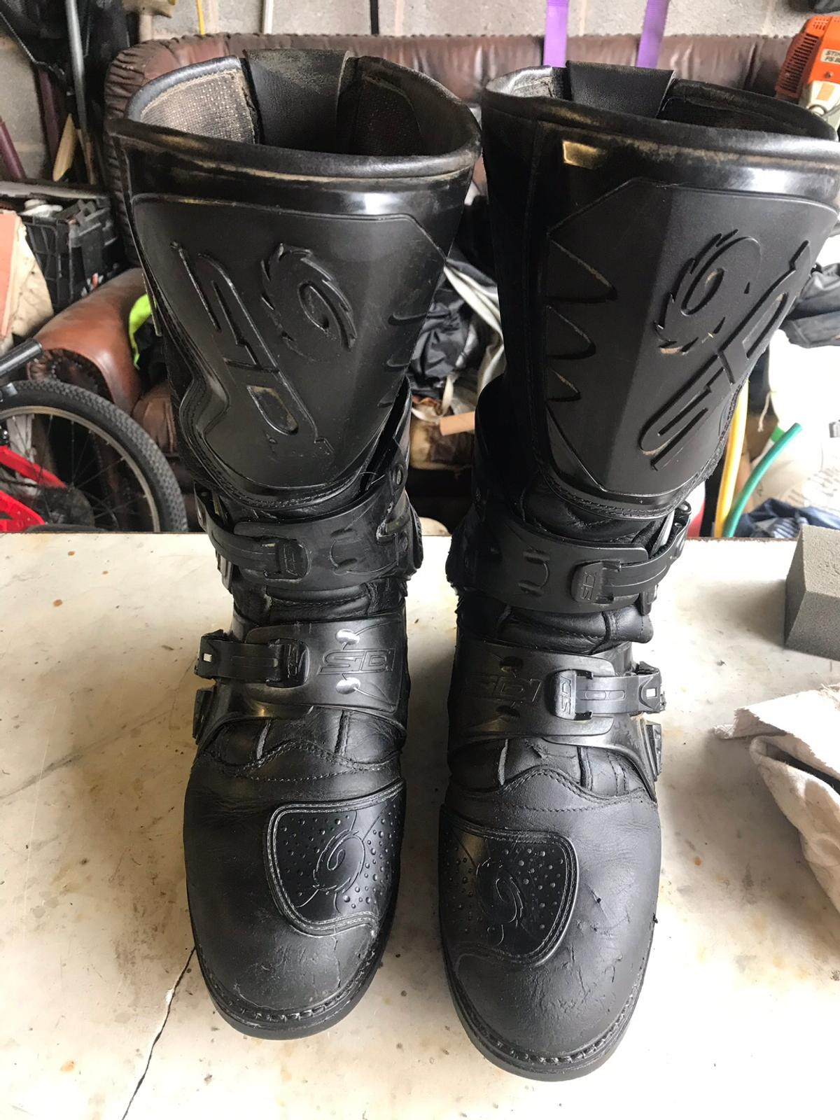 SIDI Adventure motorbike boots in West Lancashire for £85 00