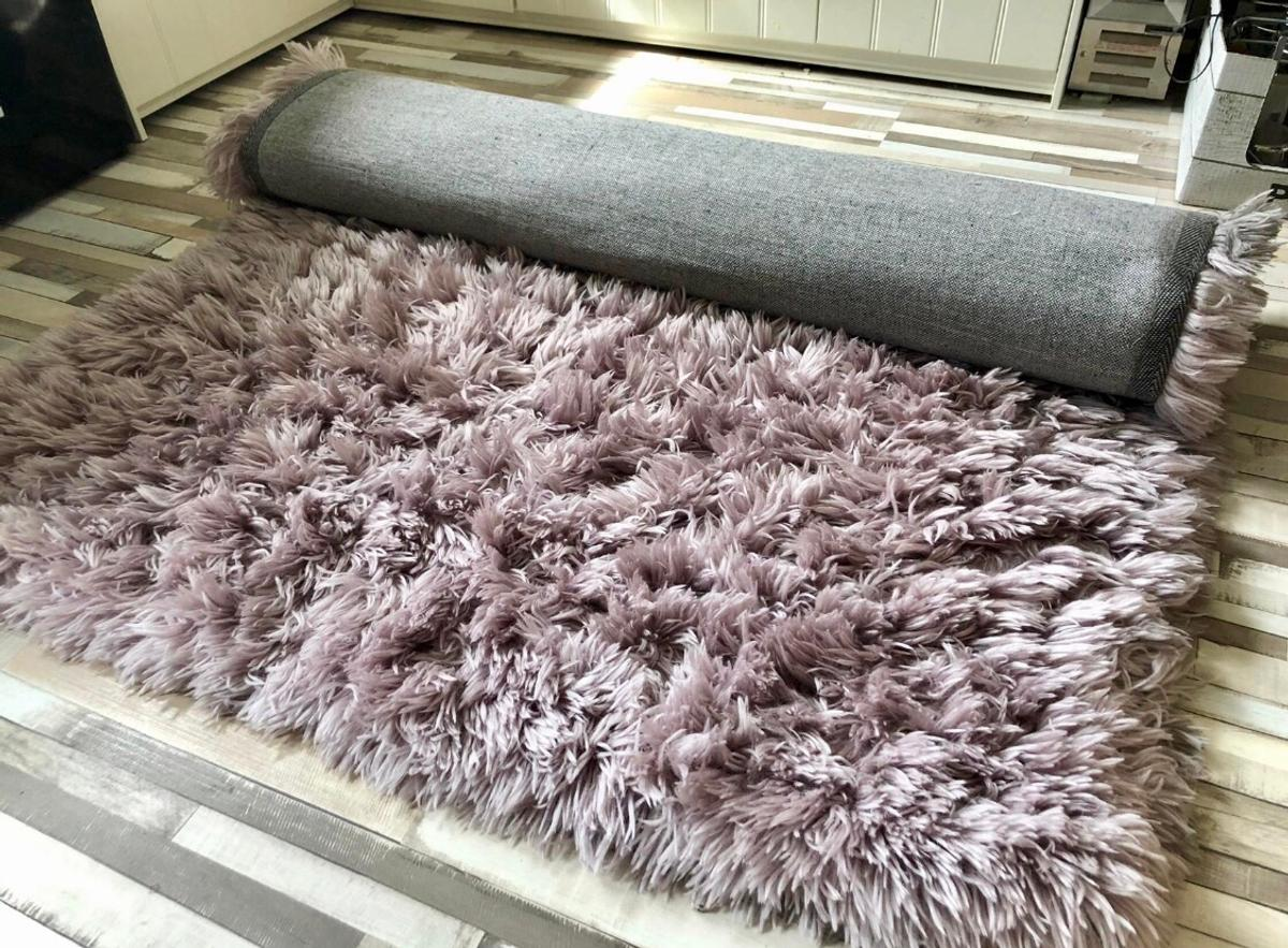 Shaggy Rug Dunelm In Sk4 Stockport