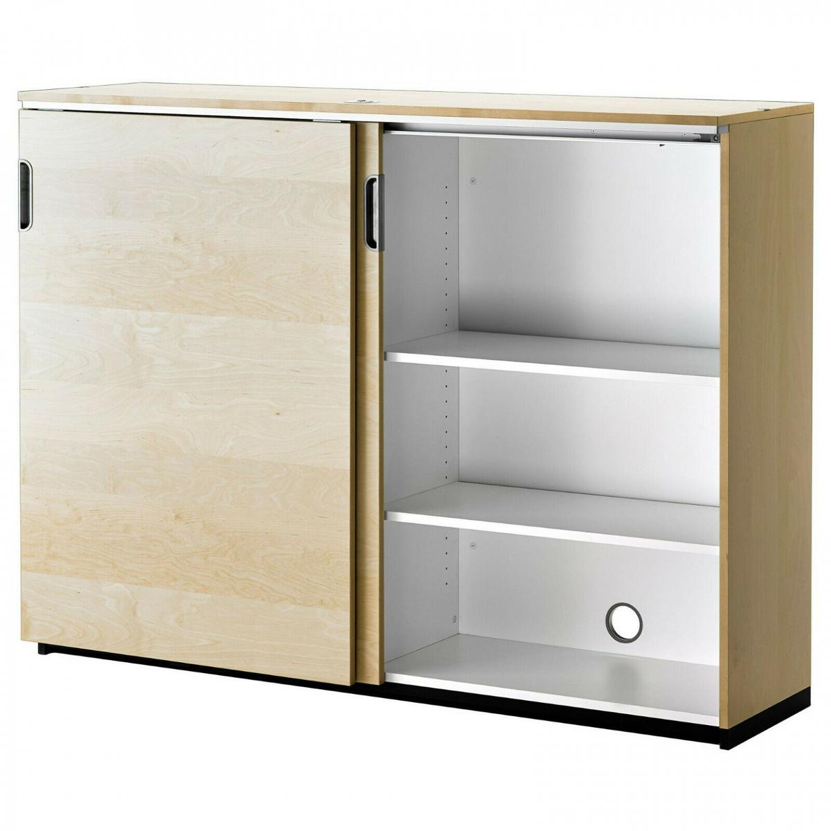 Ikea Galant 160x120 Office Cabinet New