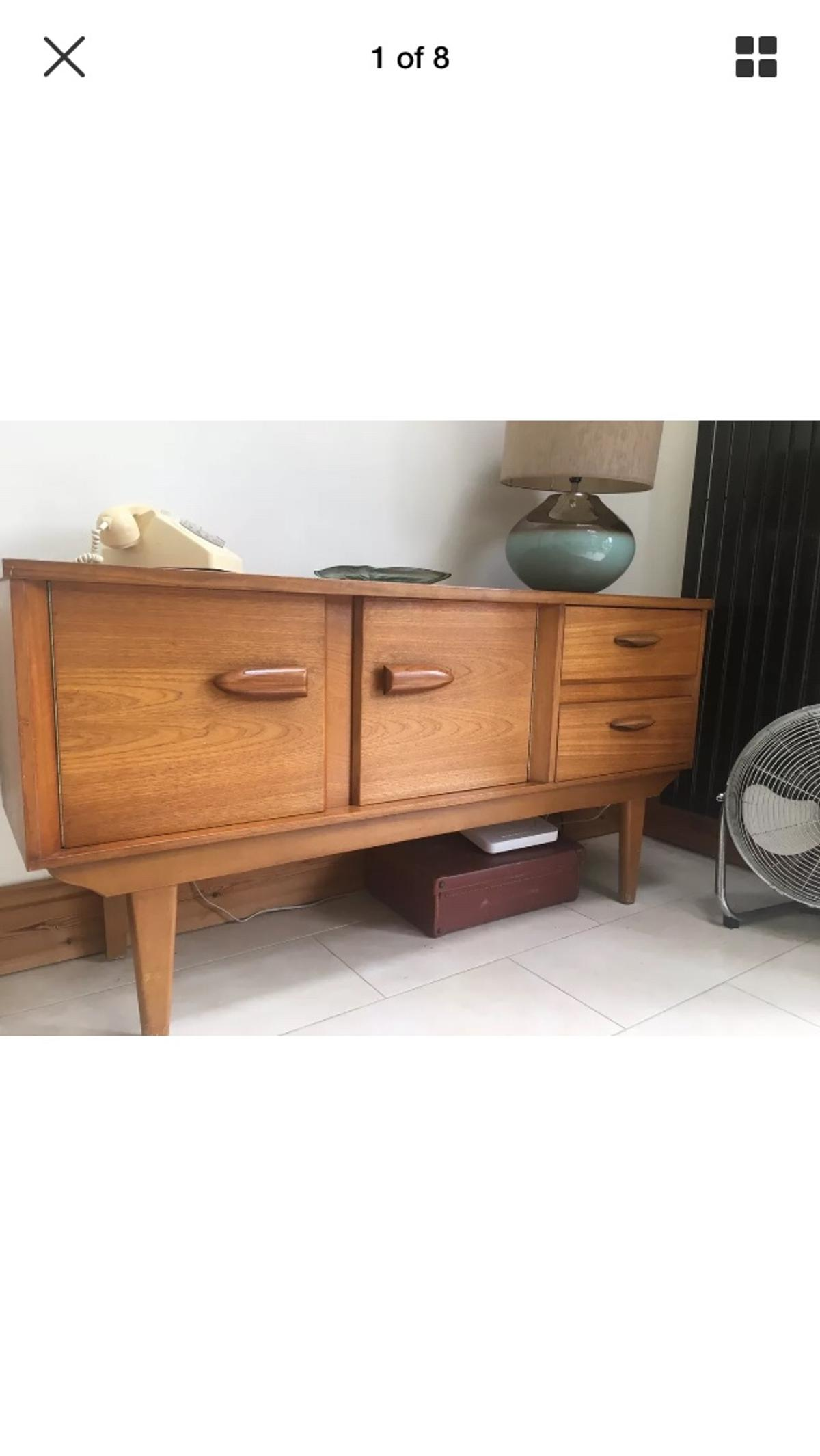 Jentique Retro Mid Century Sideboard Dresser In Ch3 Boughton For 395 00 For Sale Shpock