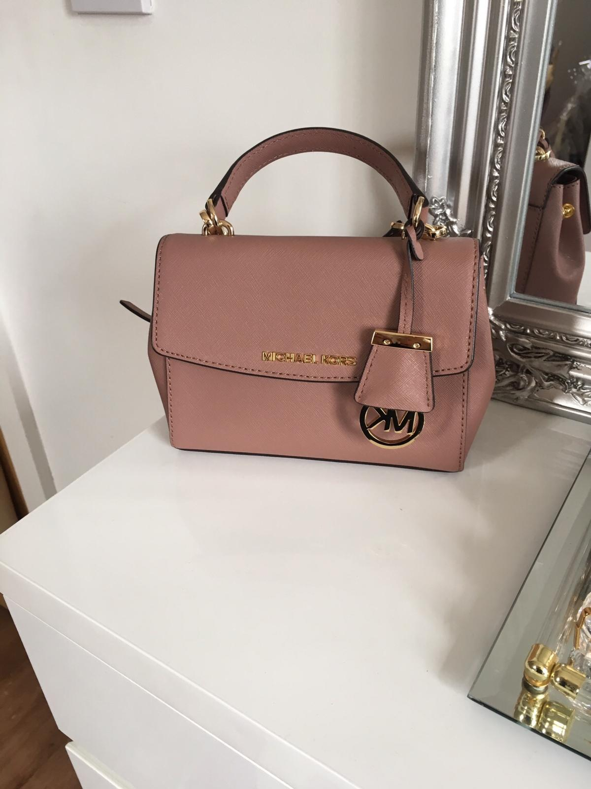 sold worldwide picked up buy Michael kors mini Ava bag in SL2 Court for £75.00 for sale ...
