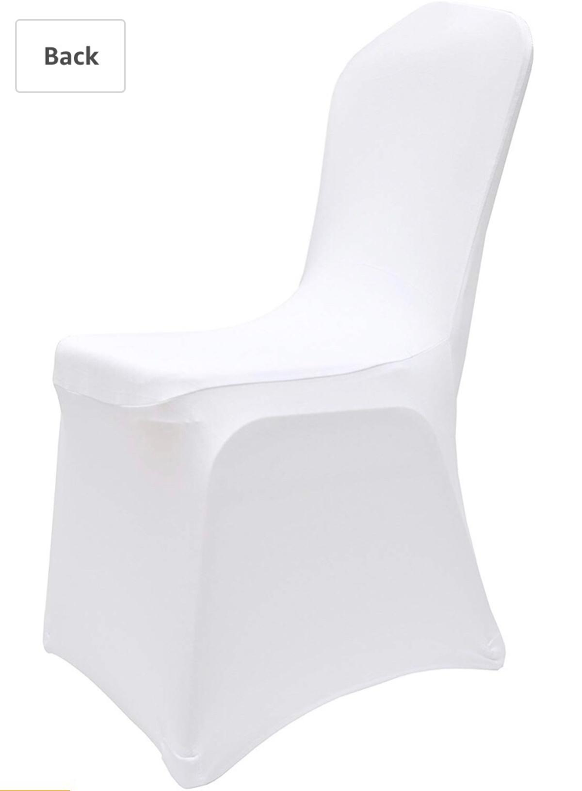 Awesome White Lycra Chair Covers For Wedding X 64 In Bd19 Kirklees Onthecornerstone Fun Painted Chair Ideas Images Onthecornerstoneorg