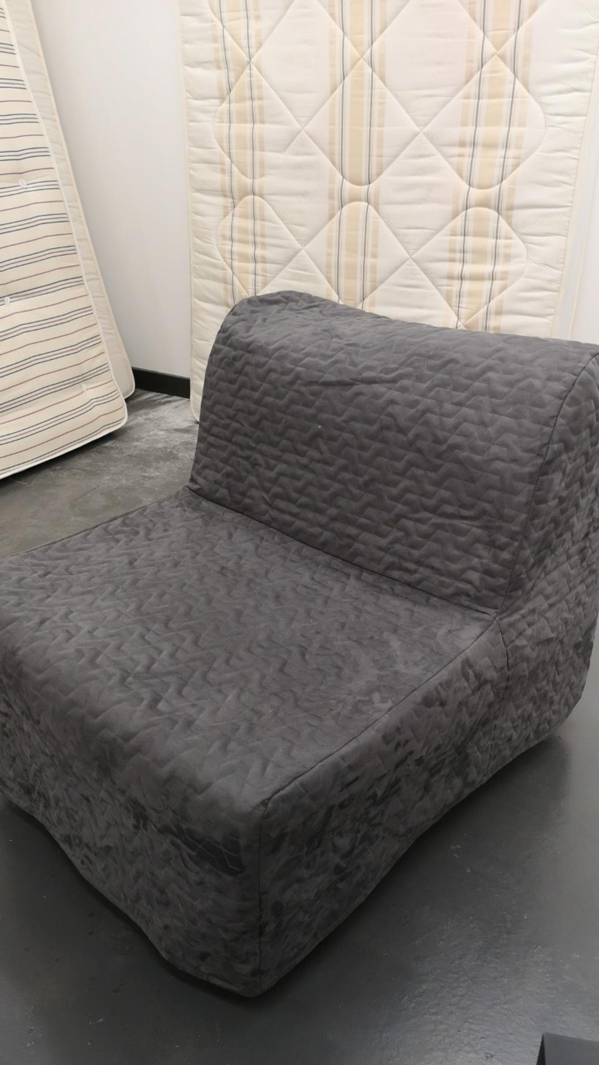 Swell Ikea Lycksele Lovas Single Sofa Bed In E20 London For 75 00 Alphanode Cool Chair Designs And Ideas Alphanodeonline