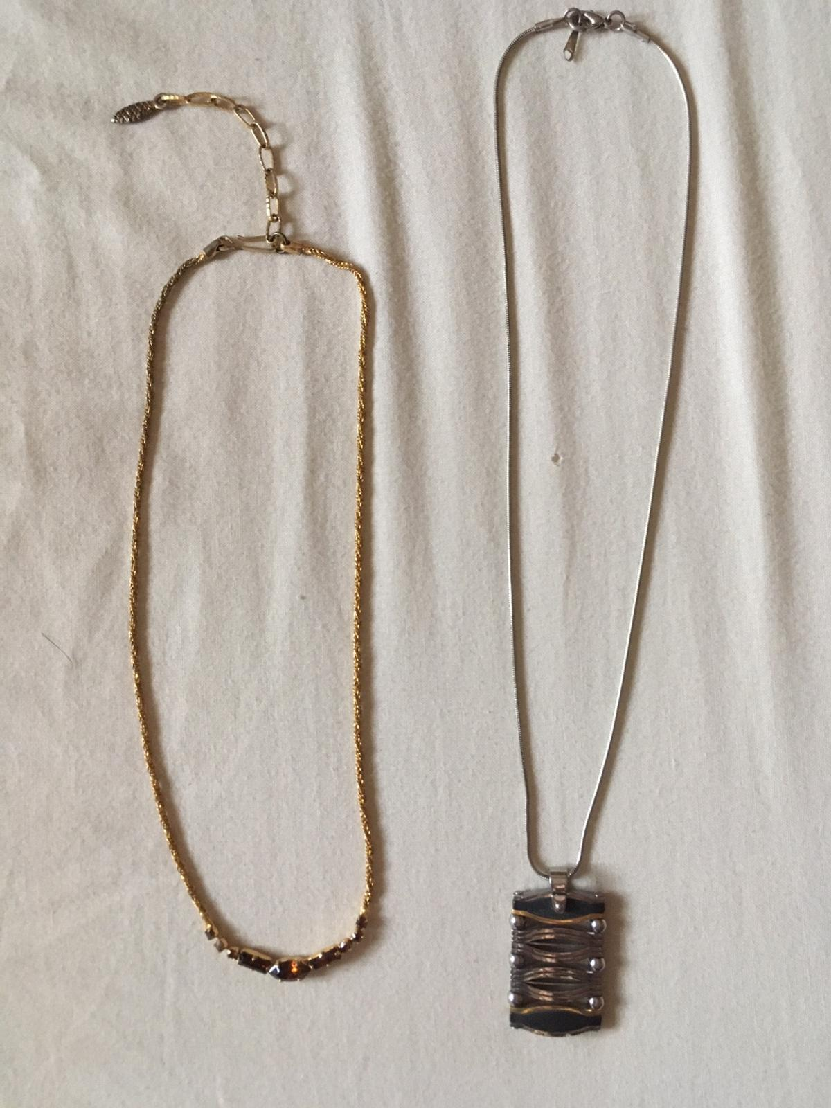 Necklaces 18ct Gold Plated In Nn17 Corby For 5 00 For Sale Shpock