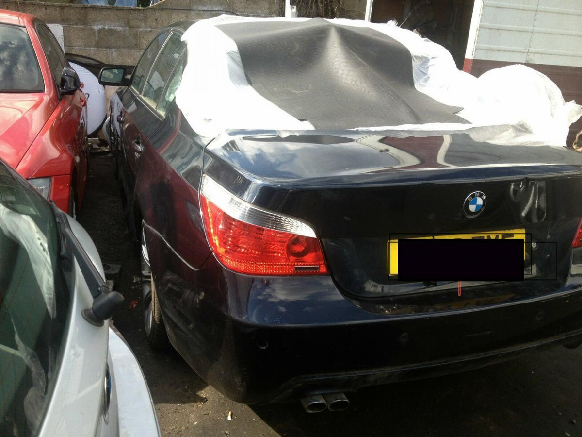2008 58 Bmw 535d E60 Lci Breaking Car Spares In E17 London For 2 995 00 For Sale Shpock