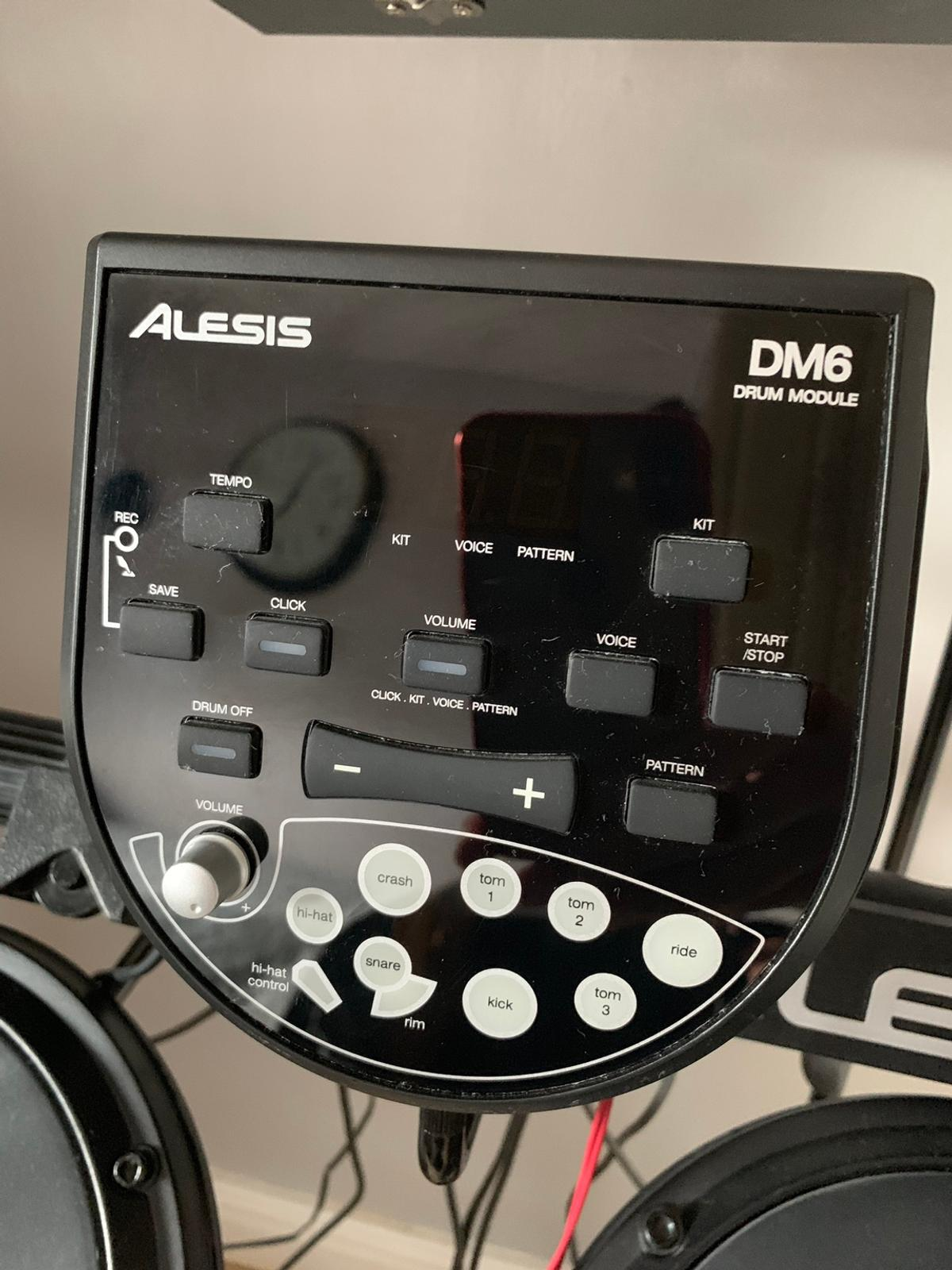 ALESIS DM6 Electric Drum Kit in S61 Rotherham for £230 00