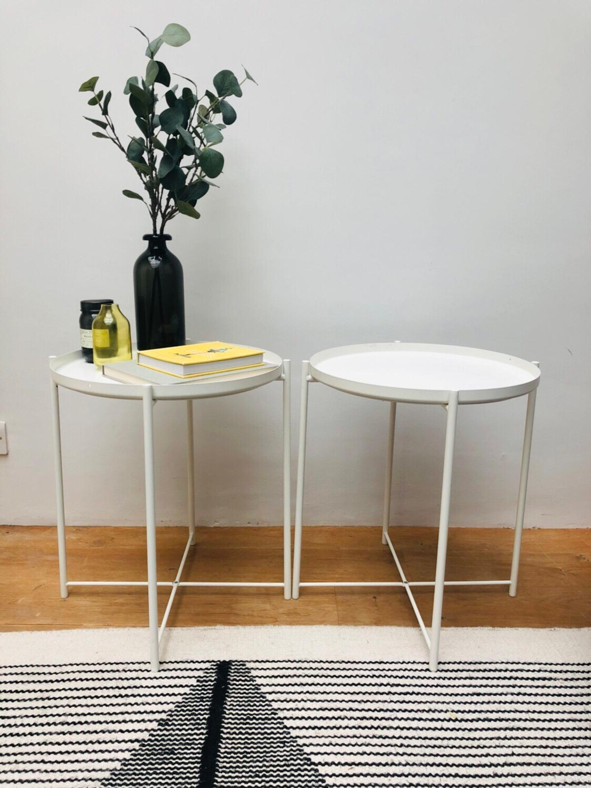 Aparte Side Table.2 Side Tables