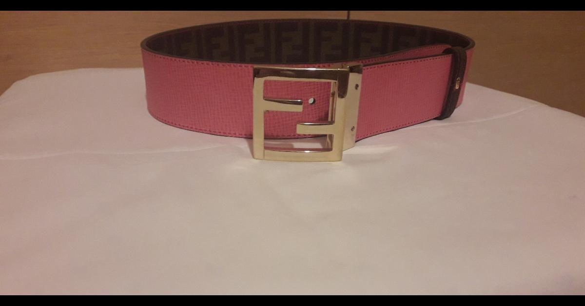 nuovo stile efcf4 2f6b2 cinta Fendi cm 90 double face in 04100 Latina for €100.00 for sale ...