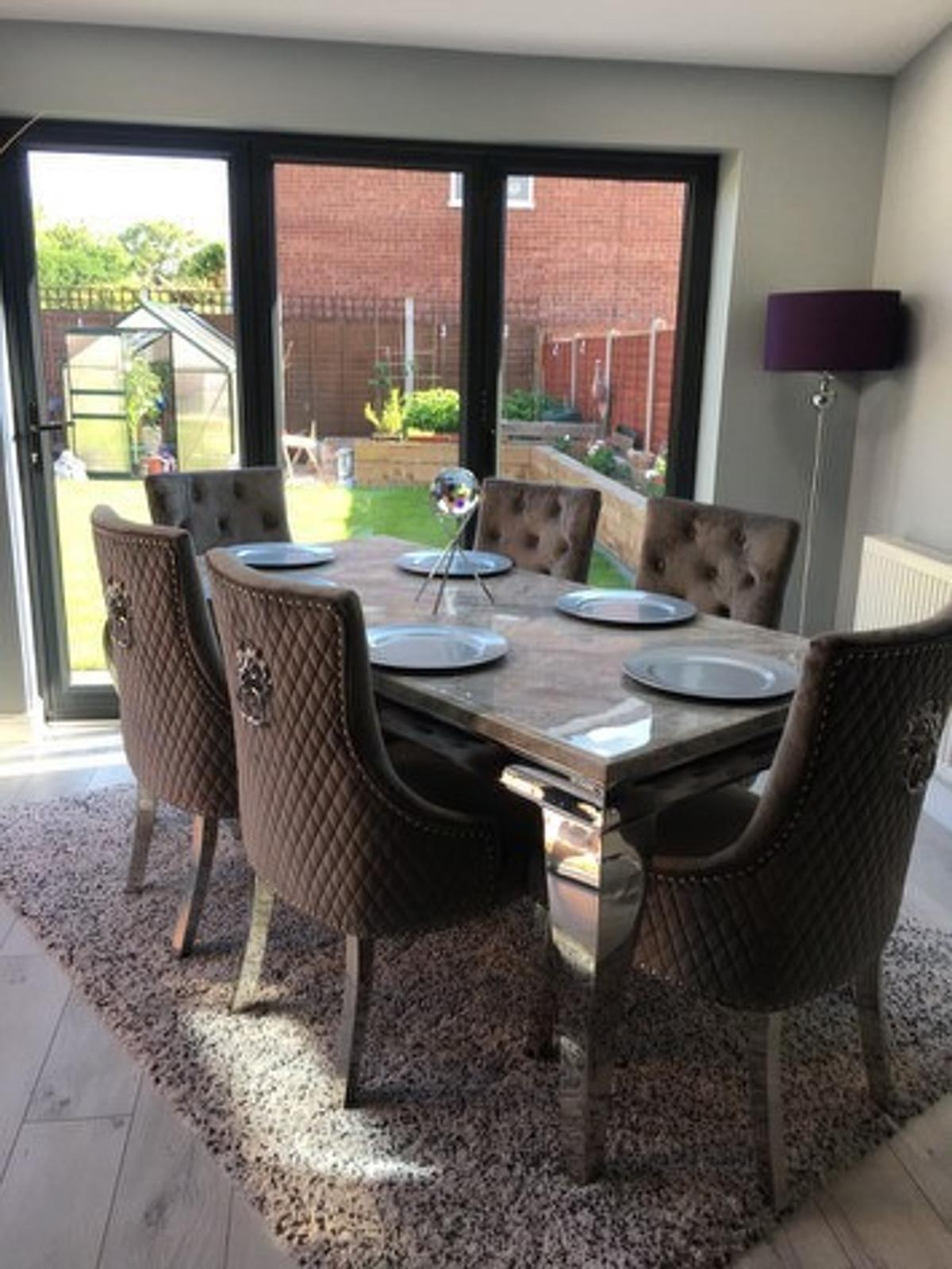 Arianna 6 Seater Dining Set In B24 Birmingham For 1 449 00 For Sale Shpock