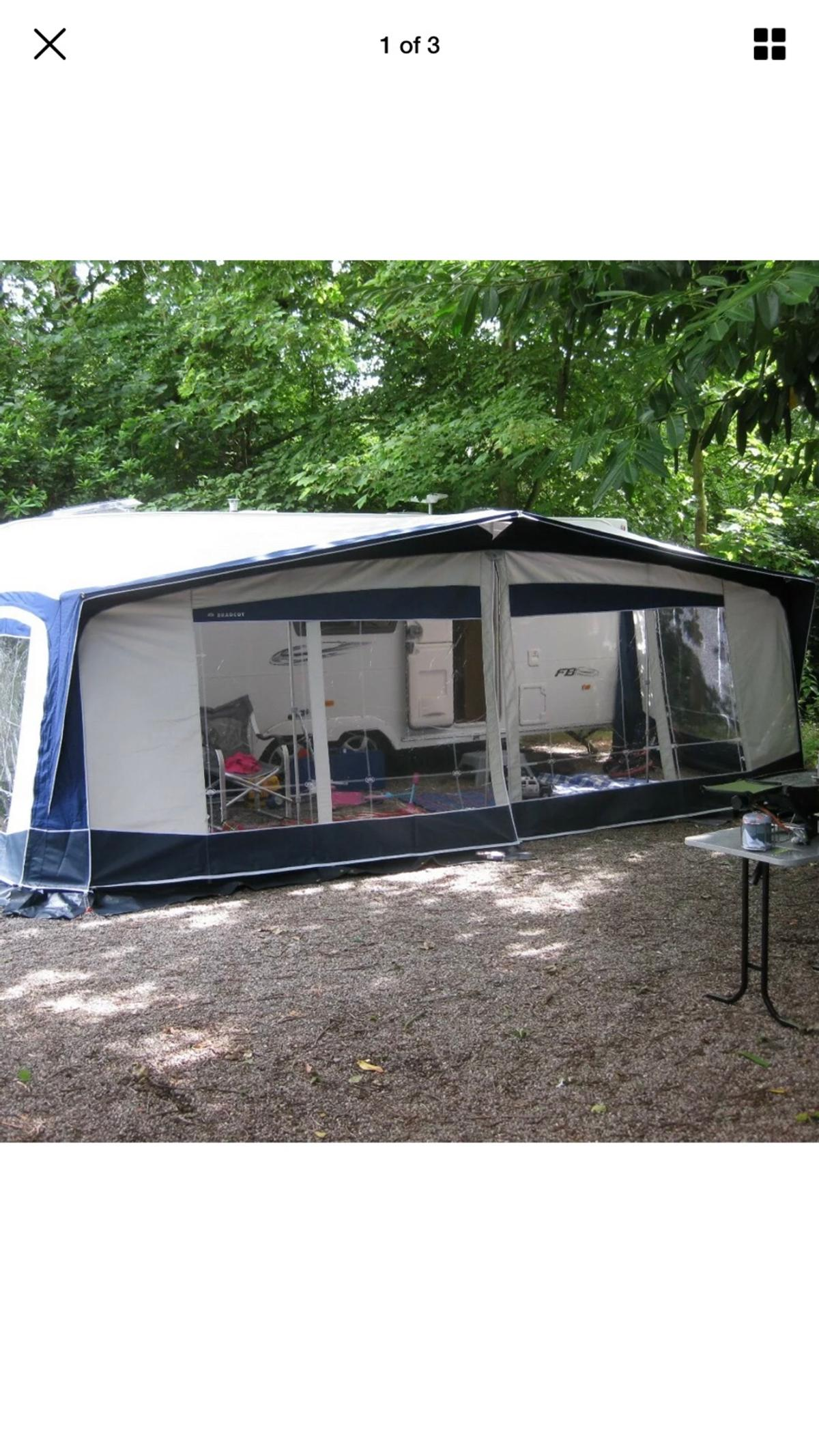 Bradcot Active Awning Size 10 55 In M25 Salford For 150 00 For Sale Shpock