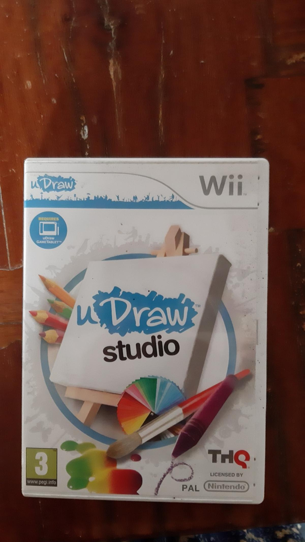 drawing games for wii u Wii U Draw Games And Tablet In DY5 Dudley For 500 For
