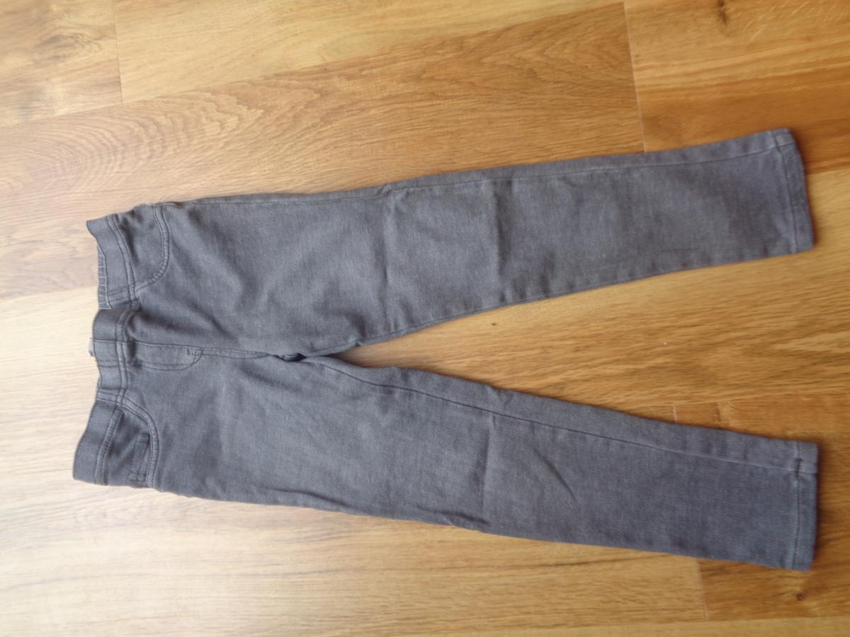 reasonable price new design superior quality Girls grey Monsoon jeggings age 5-6 years