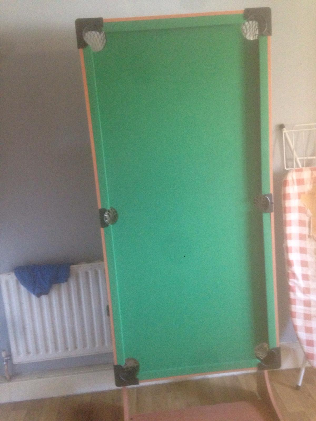 - 5ft Folding Pool Table In LS11 Leeds For £45.00 For Sale Shpock