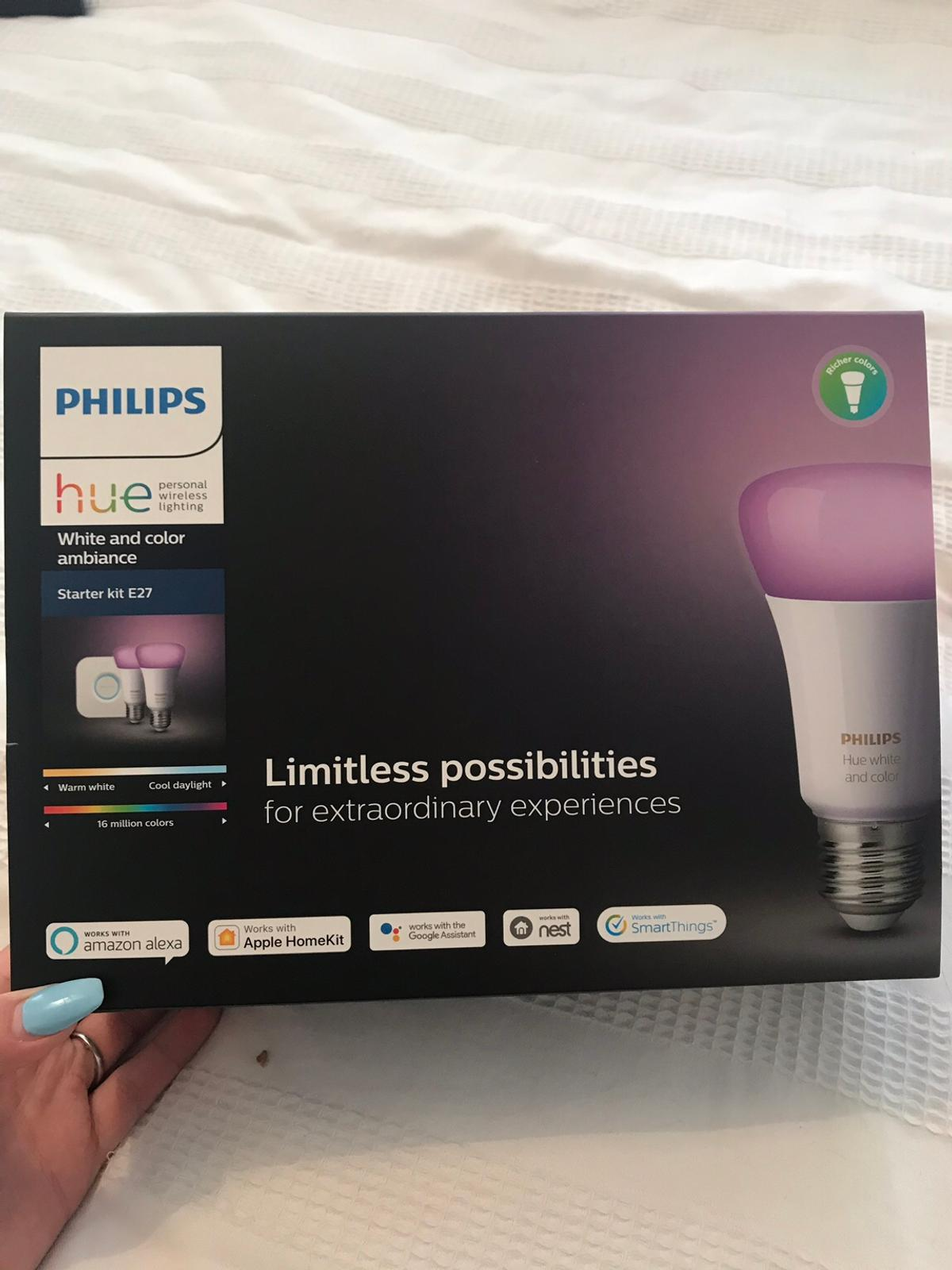 Philips hue personal wireless lighting in ME2 Strood for