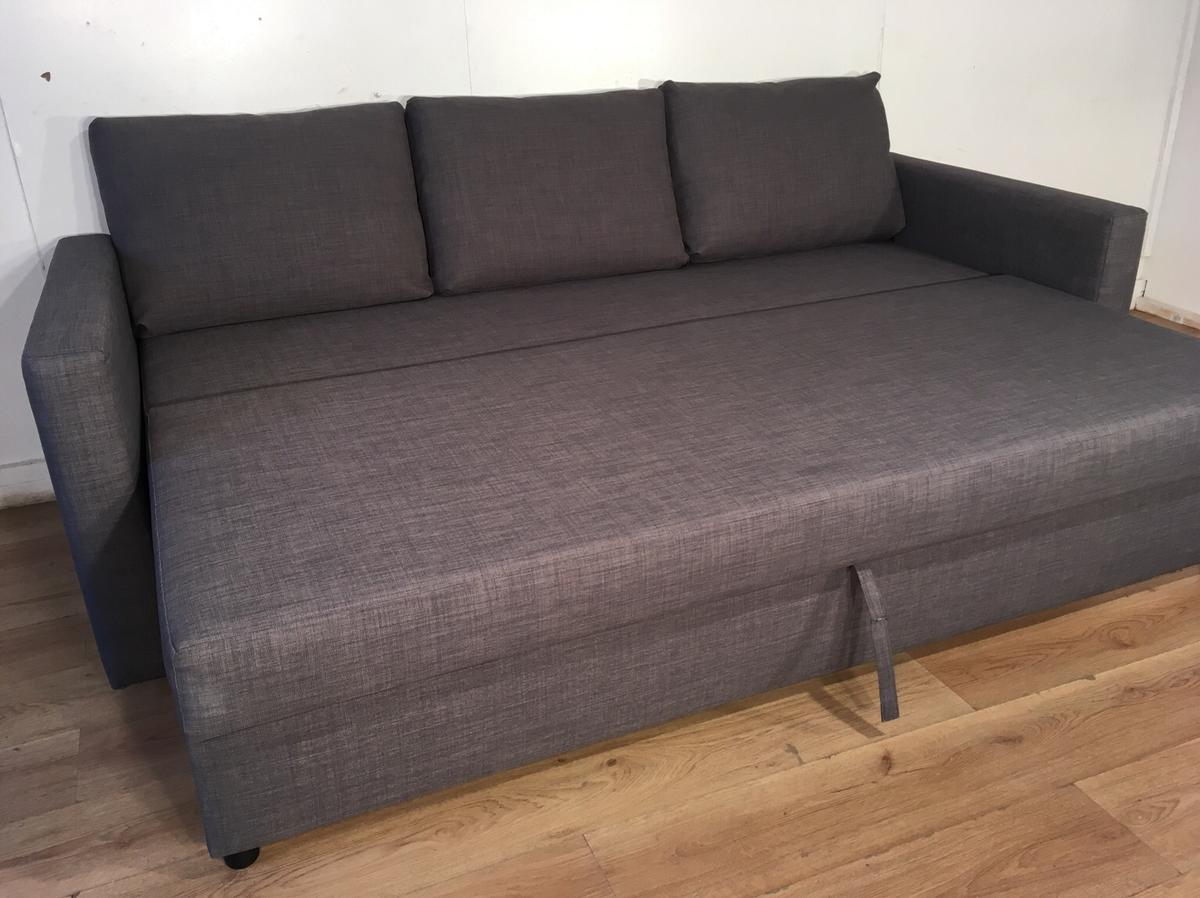 Miraculous Grey Ikea 3 Seat Sofa Bed Free Delivery In Sw8 London For Cjindustries Chair Design For Home Cjindustriesco
