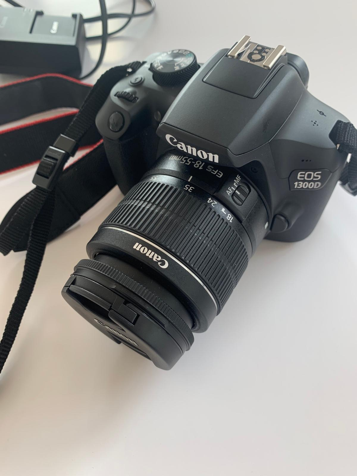 Canon EOS 1300d SLR Camera in N1 London for £150 00 for sale