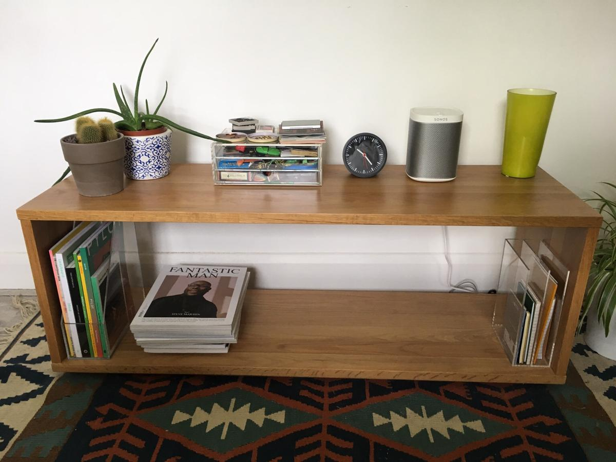 Awe Inspiring Muji Oak Bench Sideboard In Sw9 Lambeth For 100 00 For Sale Creativecarmelina Interior Chair Design Creativecarmelinacom