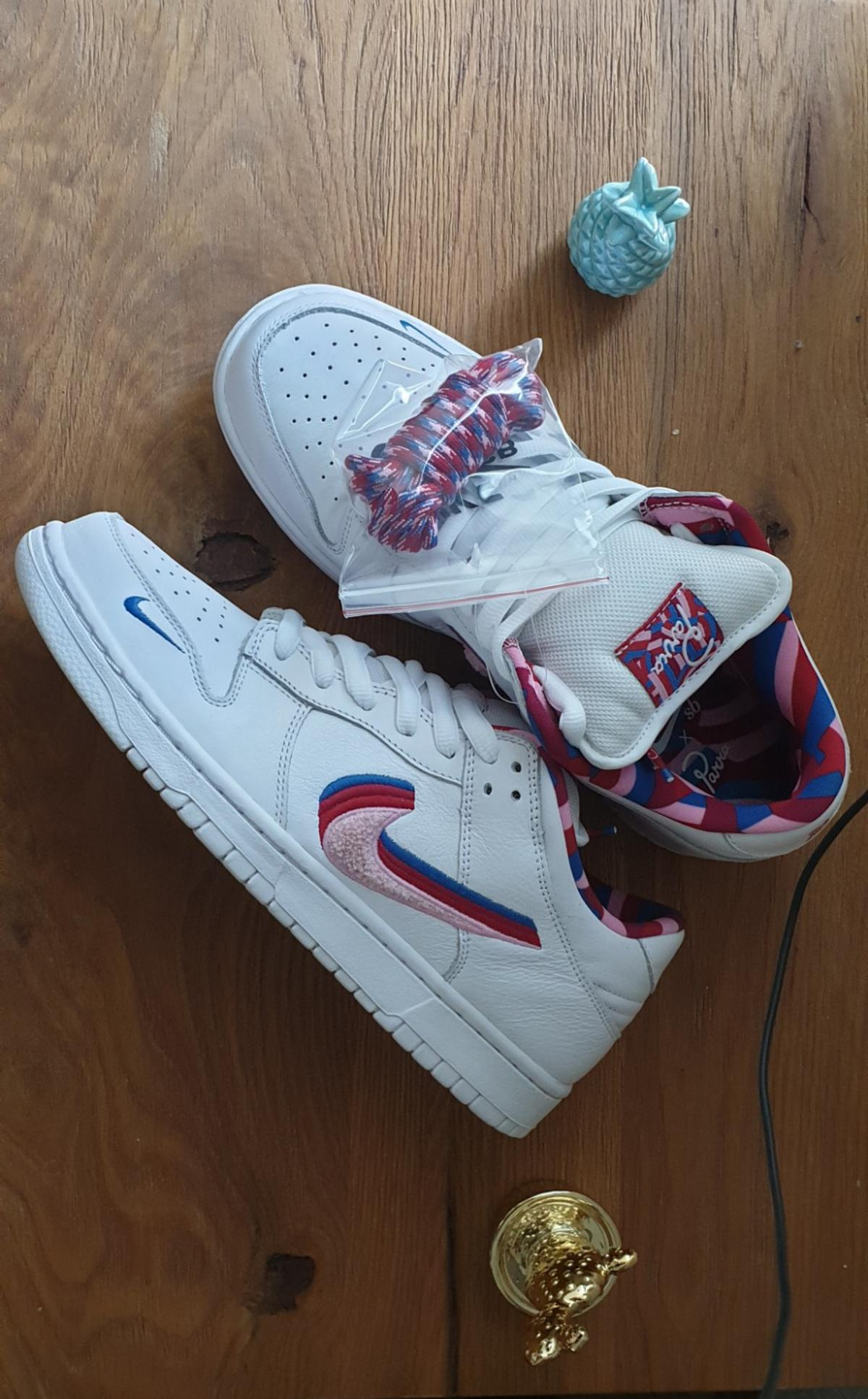 Nike sb Dunk Low Parra US10 EU 44. in 72622 Nürtingen für