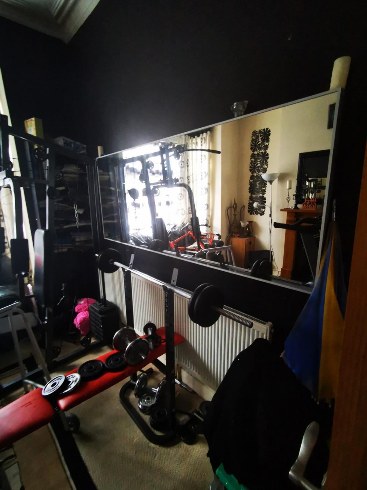 Gym Mirrors In B20 Birmingham For 150 00 For Sale Shpock