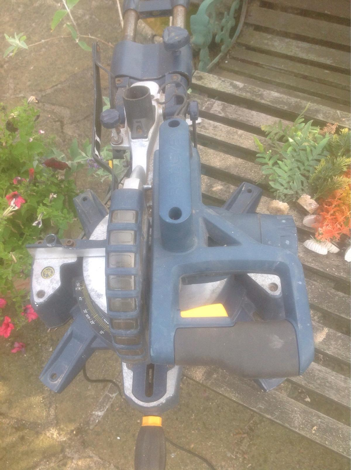 MacAllister Slide saw in S41 Chesterfield for £30 00 for