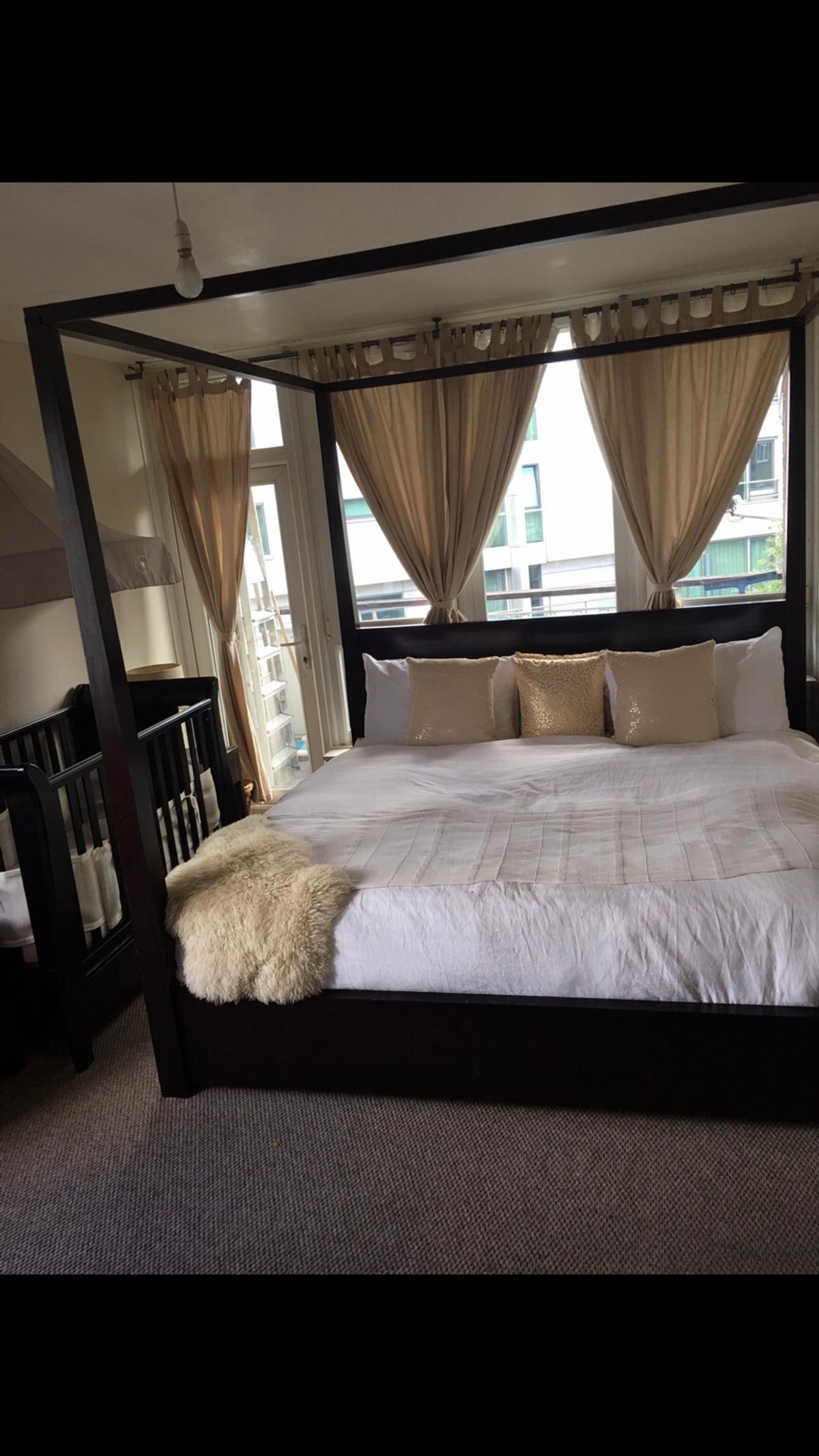 Emperor Size Four Poster Bed In Se1 London For 500 00