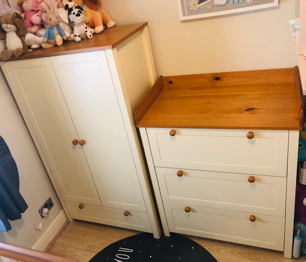 Nursery Furniture Set In Ng15 Ashfield For 150 00