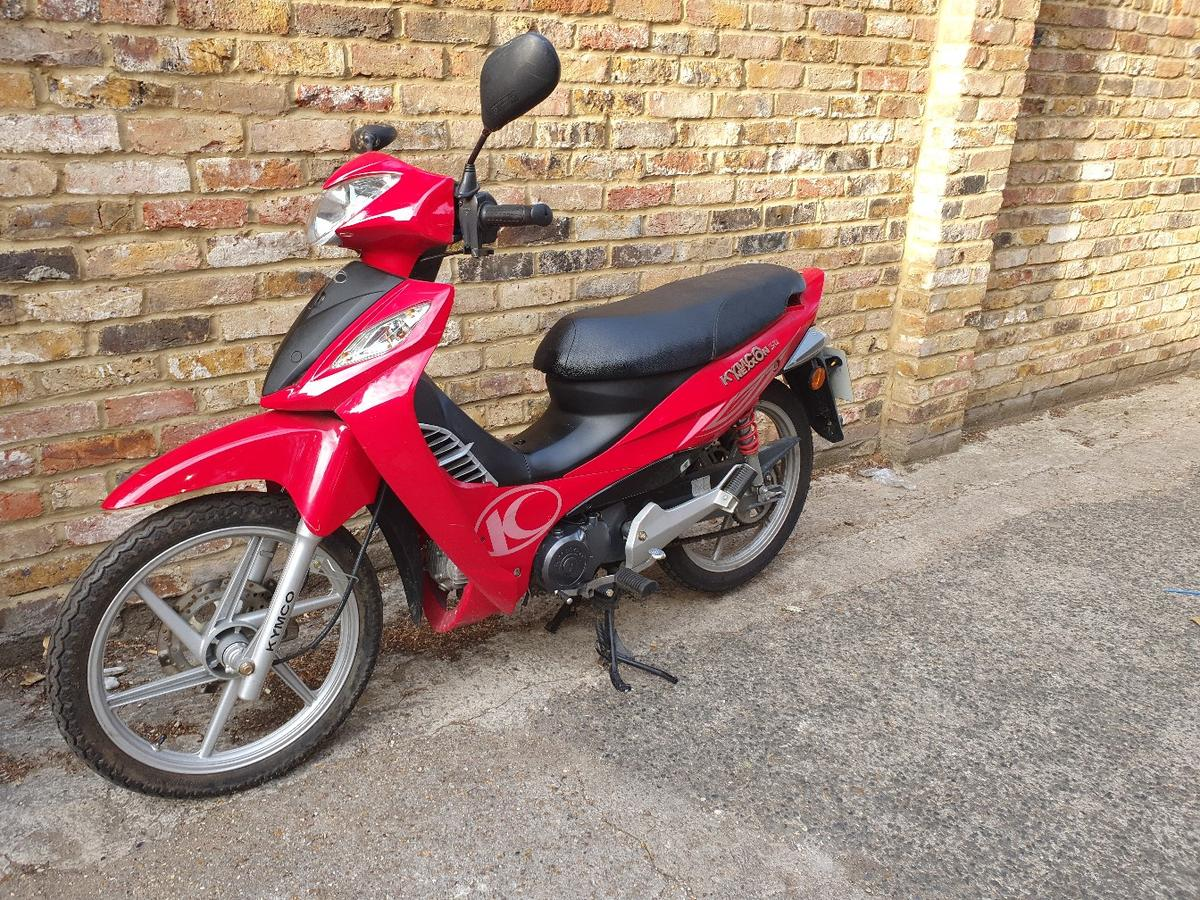 Kymco Nexxon 50cc Delivery Scooter Pizza Ped In London