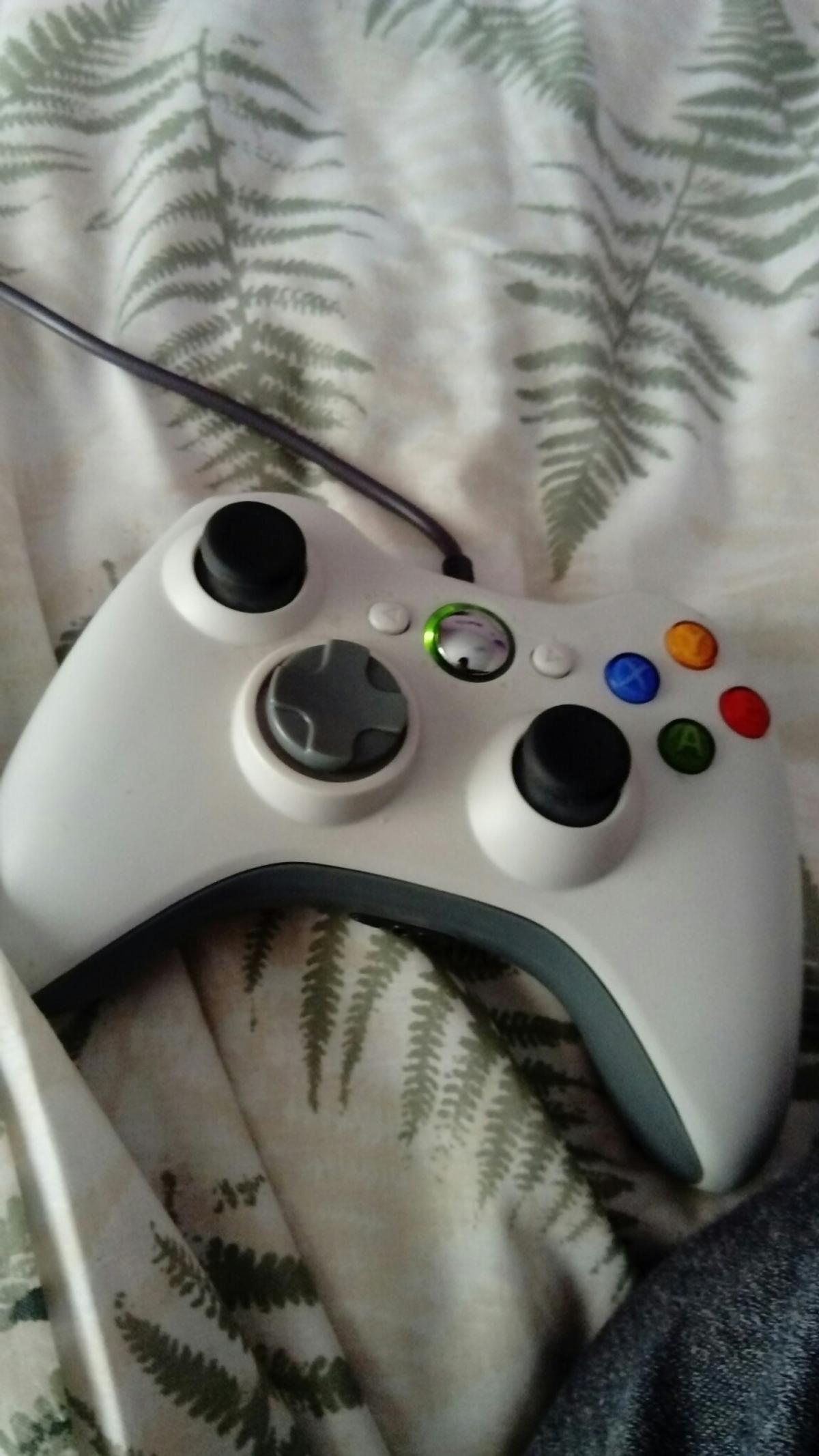 wired xbox 360 remote controller