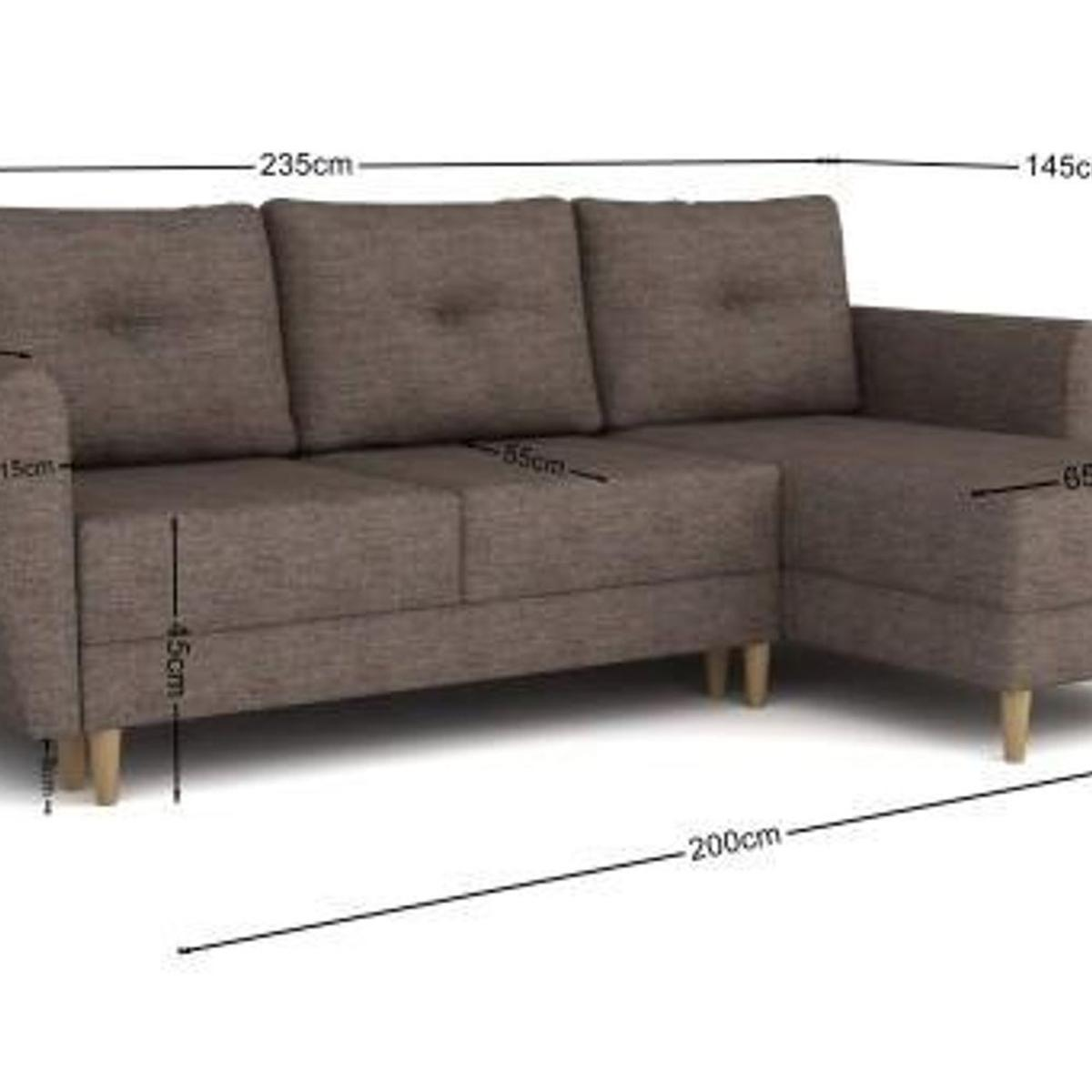 Fantastic New Reversible Corner Sofa Bed In Sw6 London For 399 00 For Dailytribune Chair Design For Home Dailytribuneorg