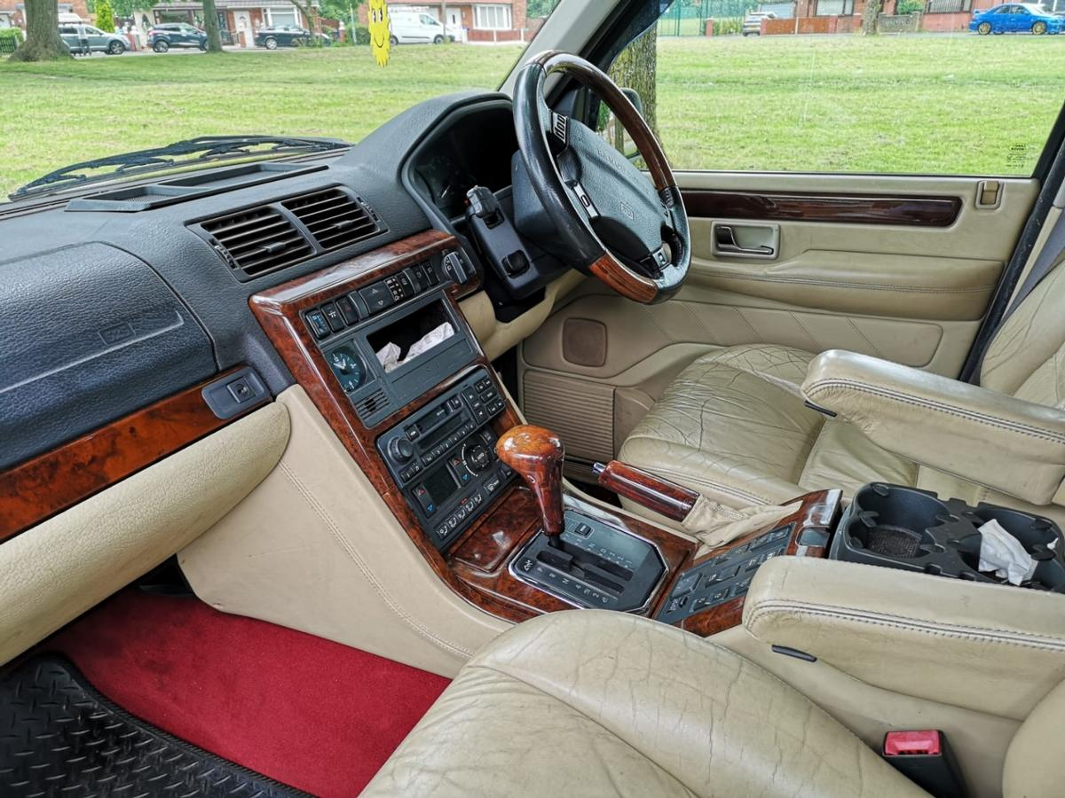 range rover p38 in M9 Manchester for £1,100 00 for sale - Shpock